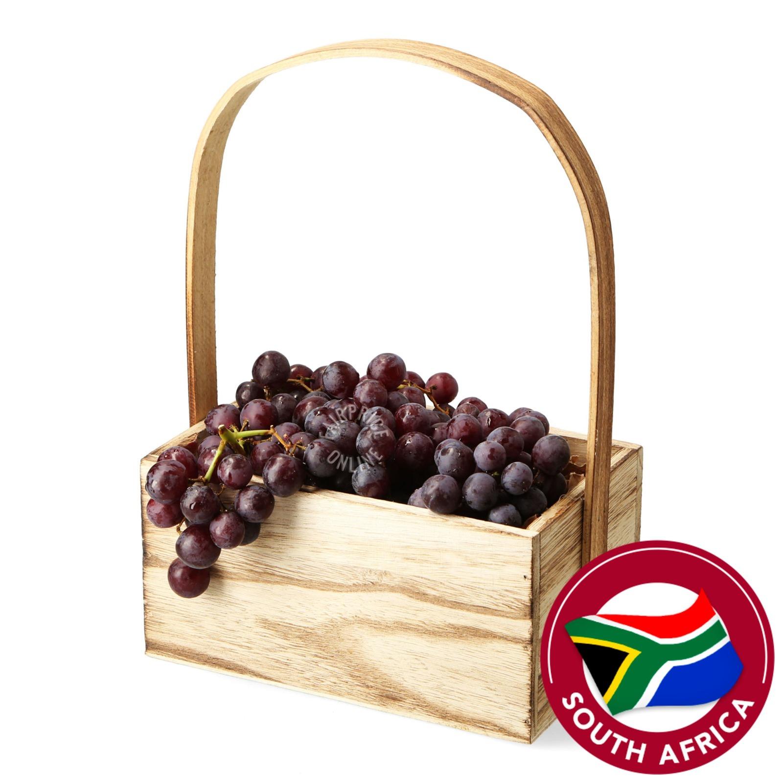 Pasar Red Seedless Grapes