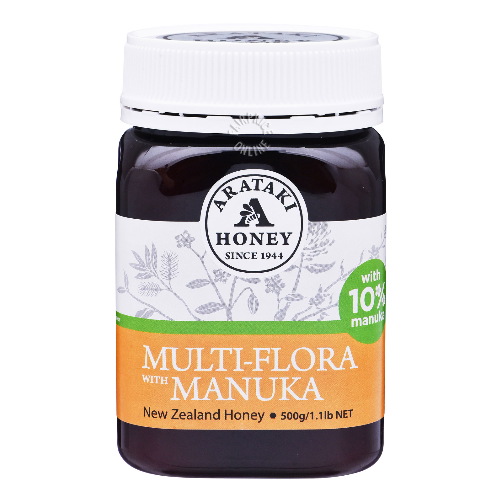 Arataki Manuka Honey - Multi-Flora