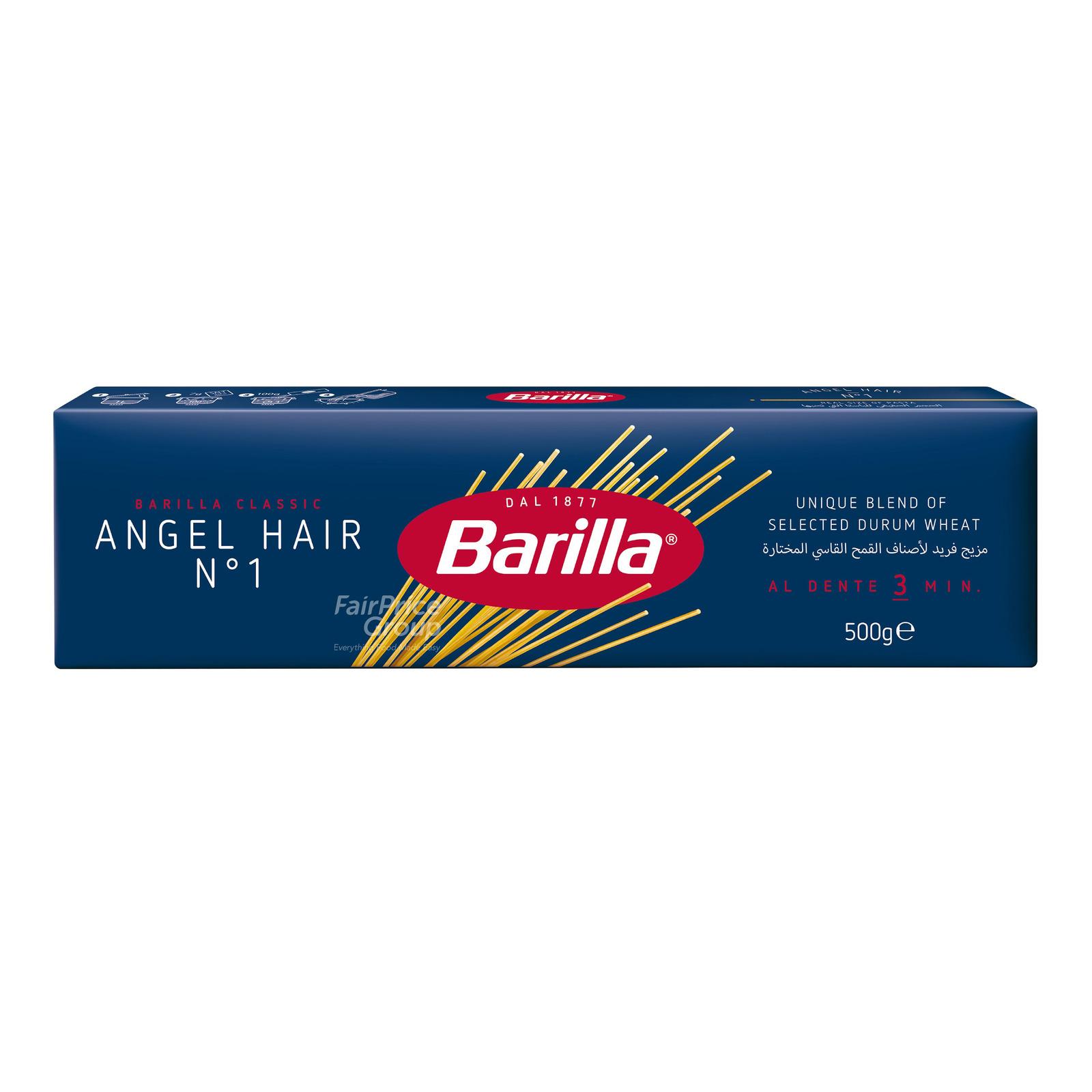 Barilla Pasta - Angel Hair No.1