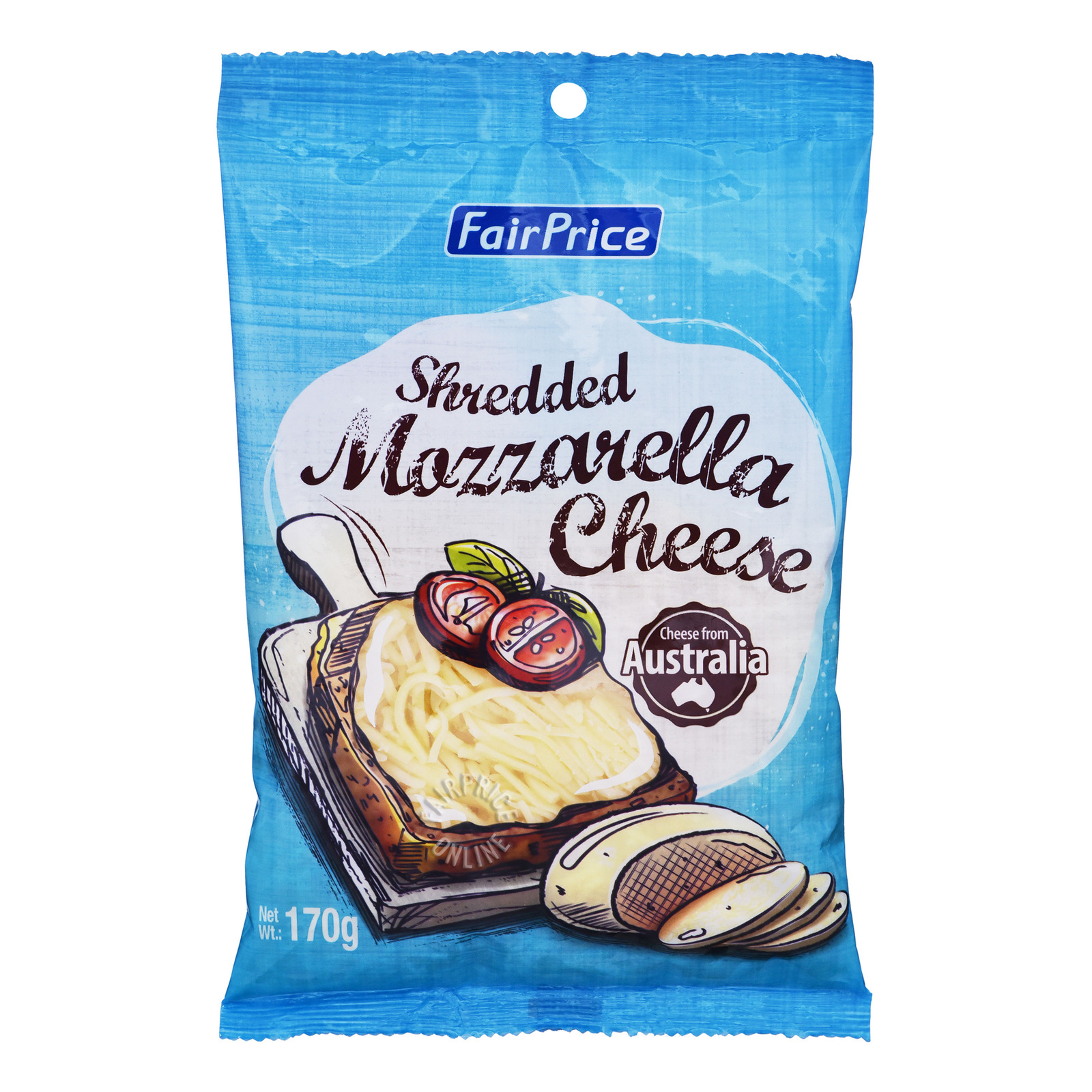 FairPrice Cheese -Mozzarella (Shredded)