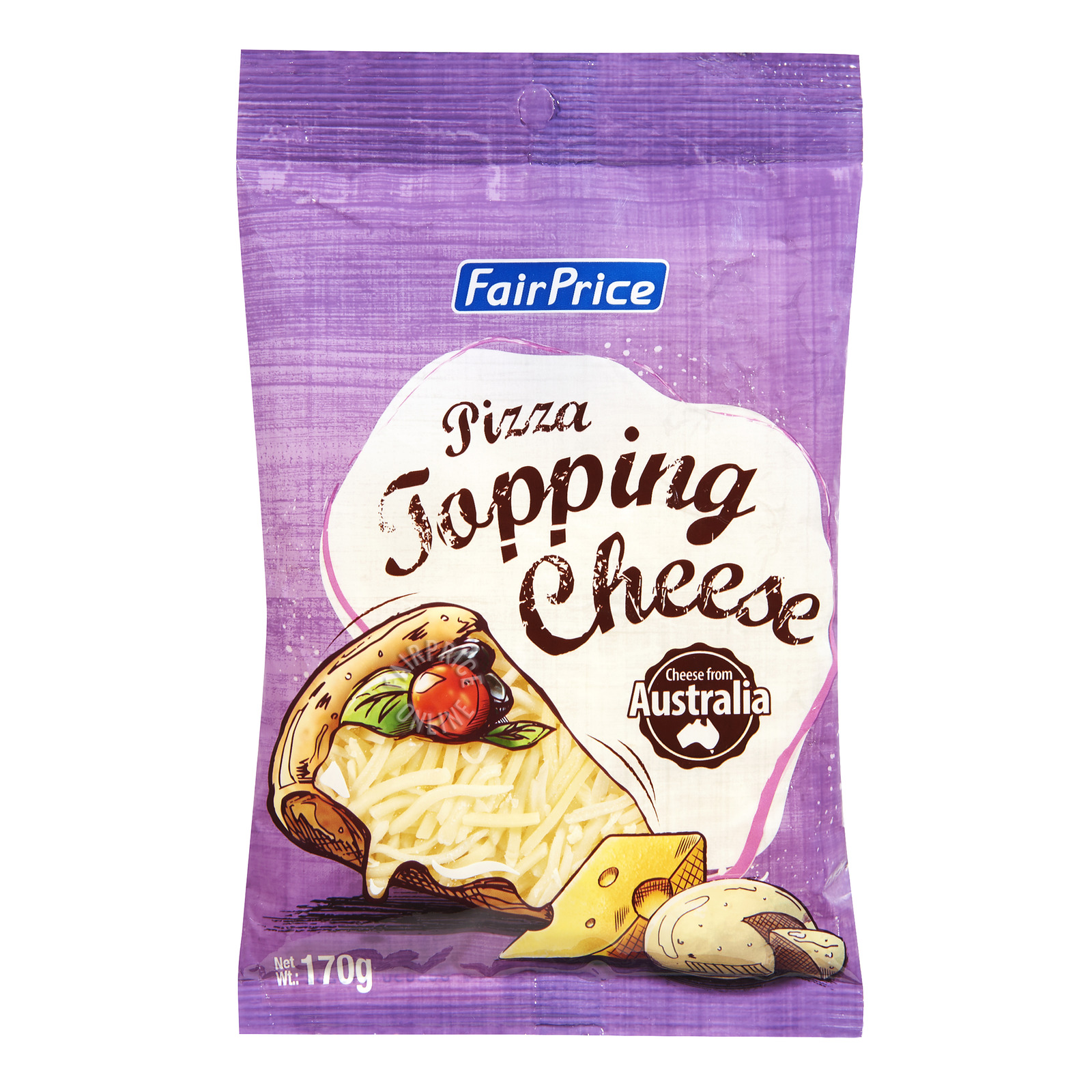 FairPrice Cheese - Pizza Topping