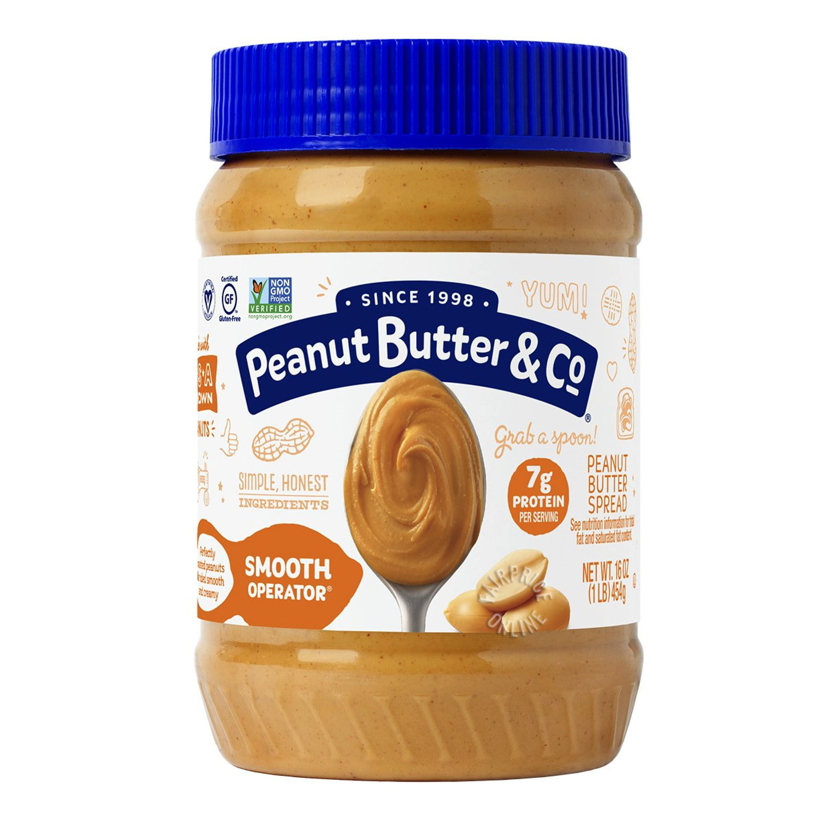 Peanut Butter & Co Peanut Butter Spread - Smooth Operator