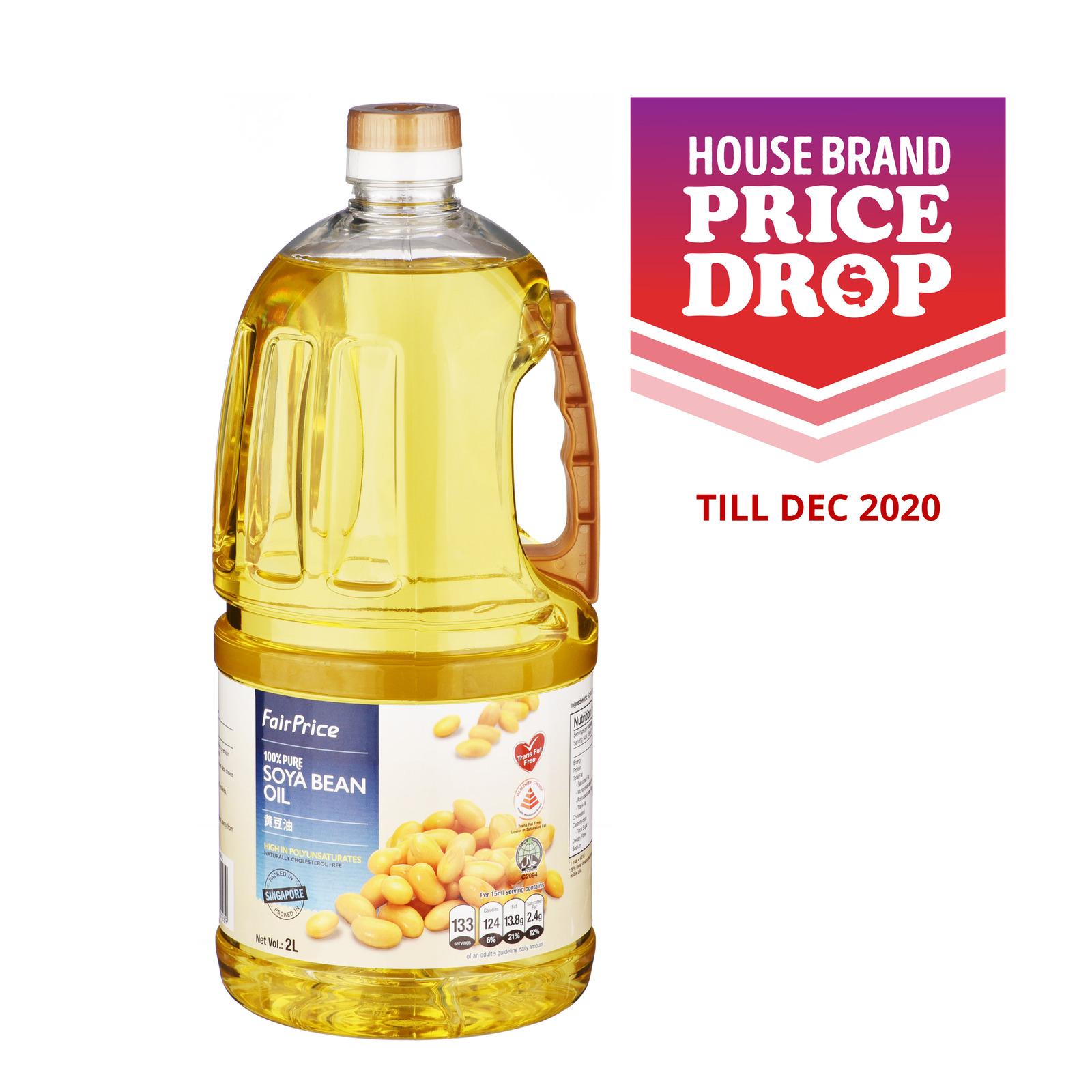 FairPrice Soya Bean Oil