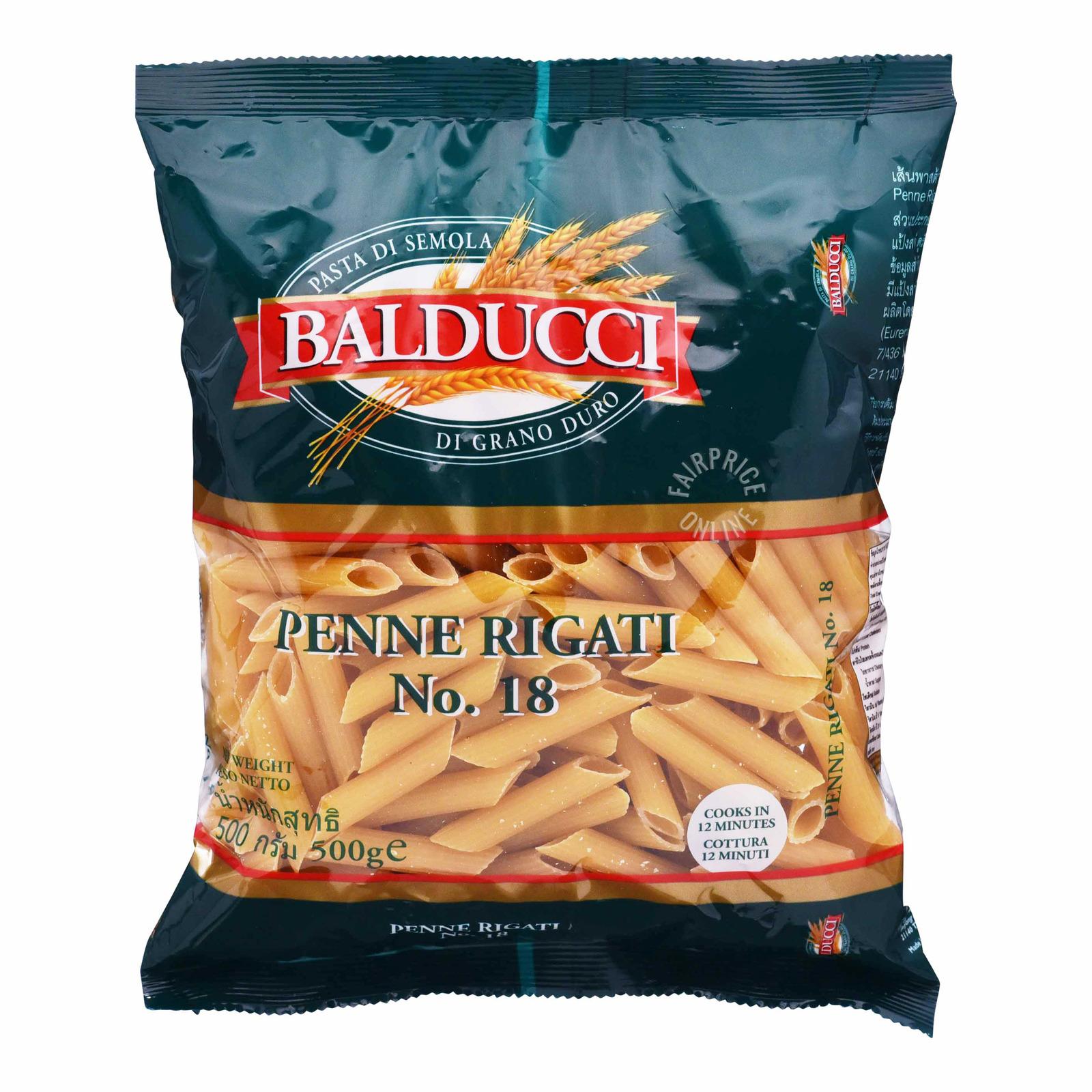 Balducci Pasta - Penne Rigati No.18