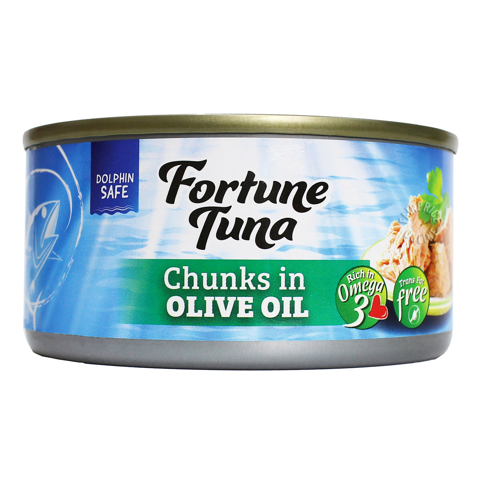 Fortune Tuna Chunks in Olive Oil
