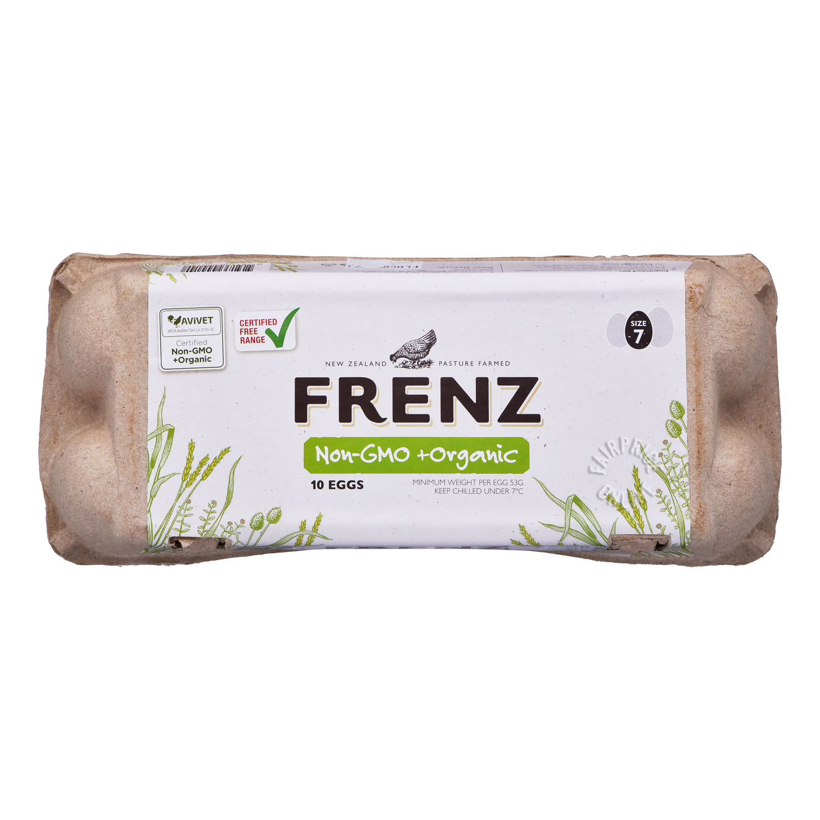 Frenz Organic Eggs