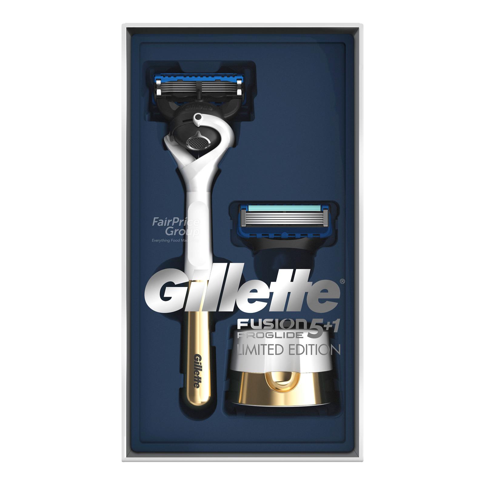 Gillette Razor - Fusion Proshield 5 + 1
