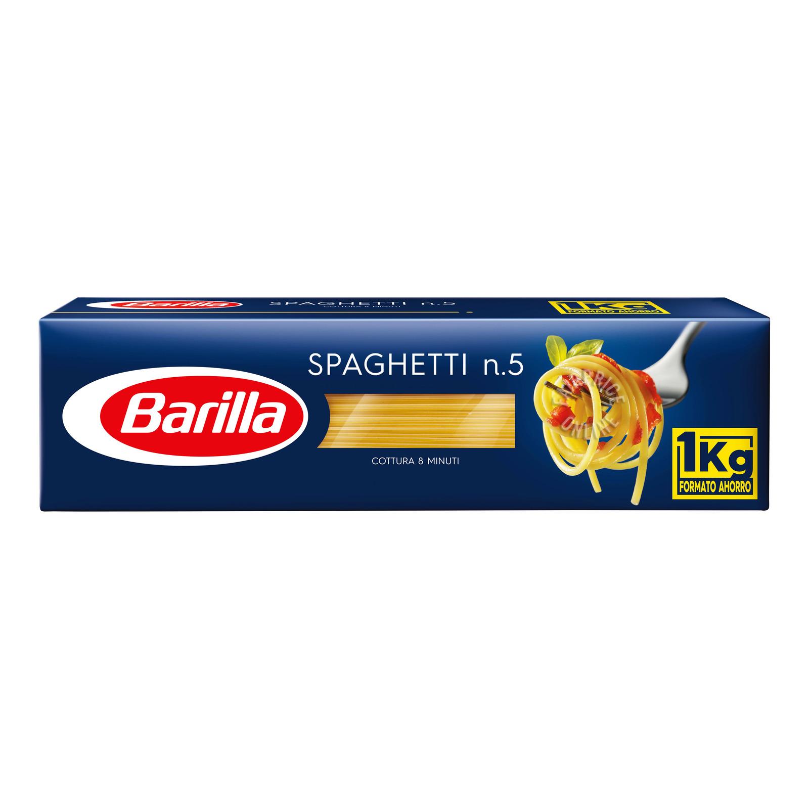 Barilla Pasta - Spaghetti No.5