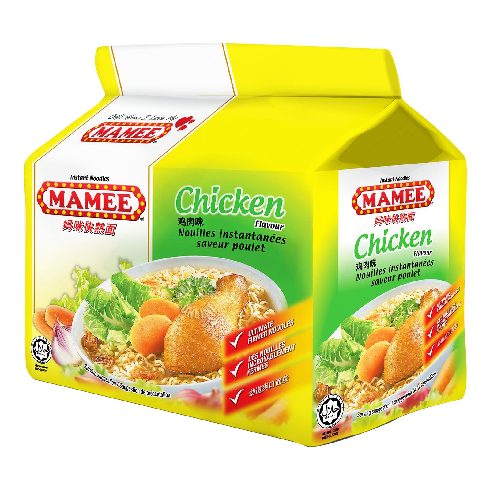 Mamee Instant Noodles - Chicken