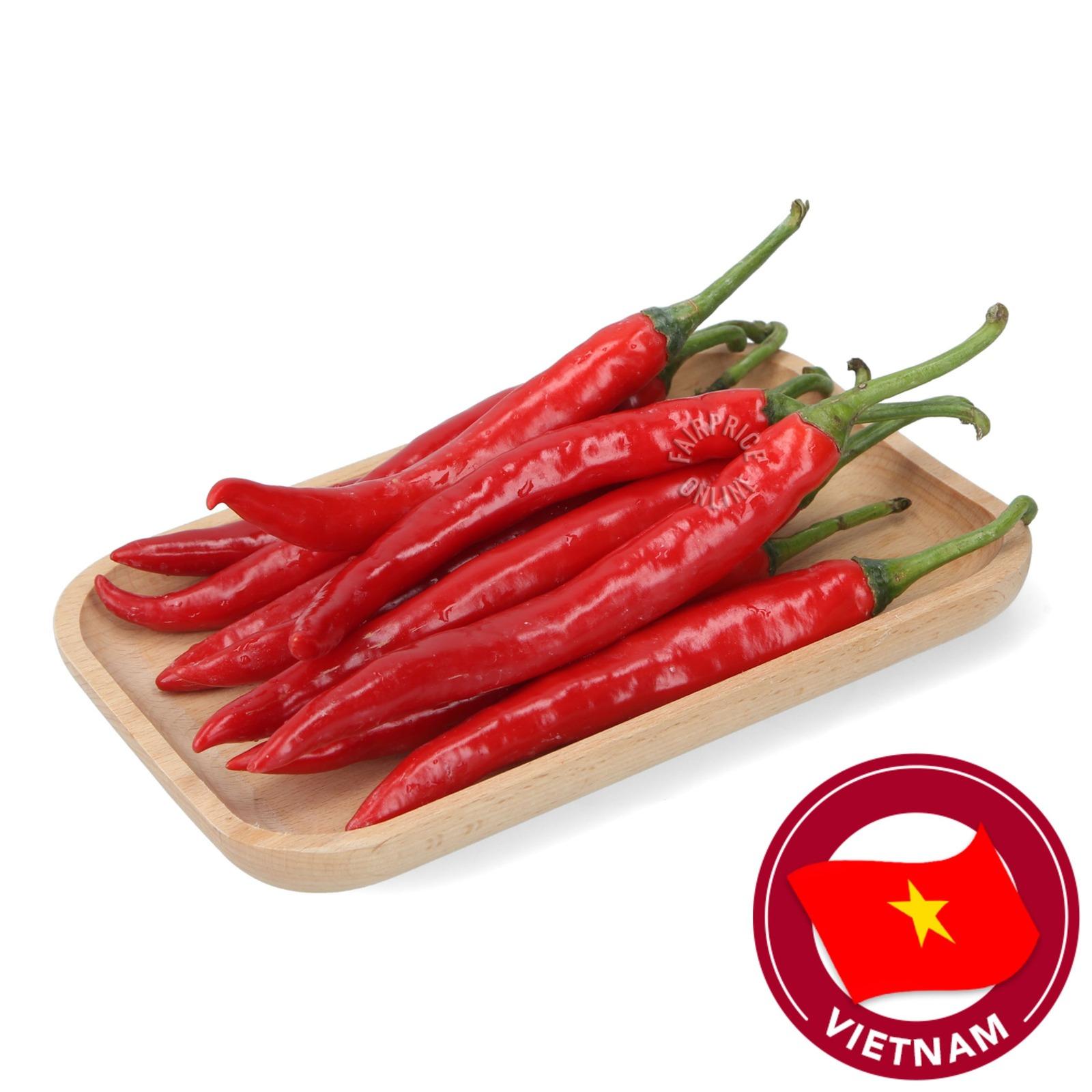 Fresh Chili - Red