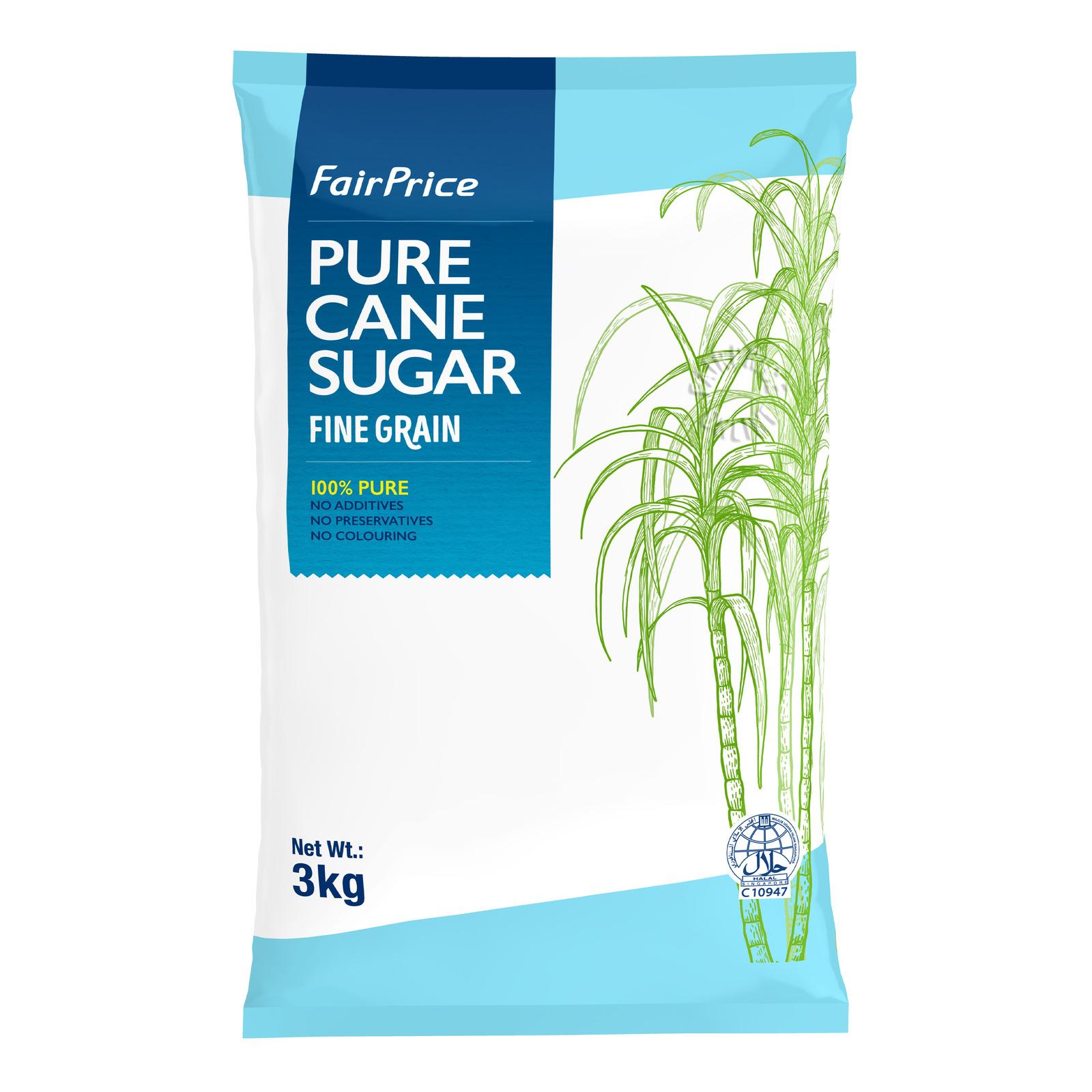 FairPrice Pure Cane Sugar - Fine Grain