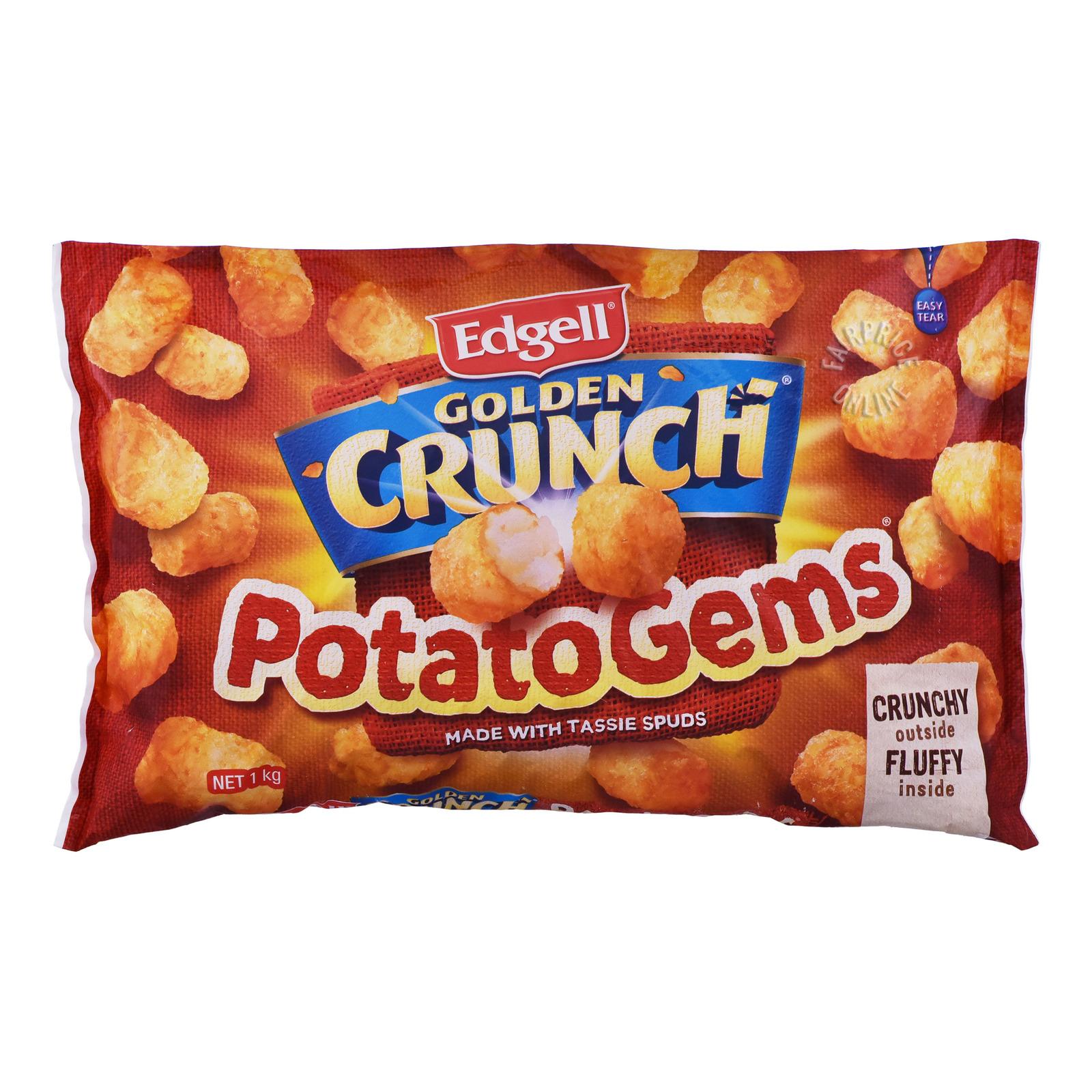 Edgell Golden Crunch Potato Gems