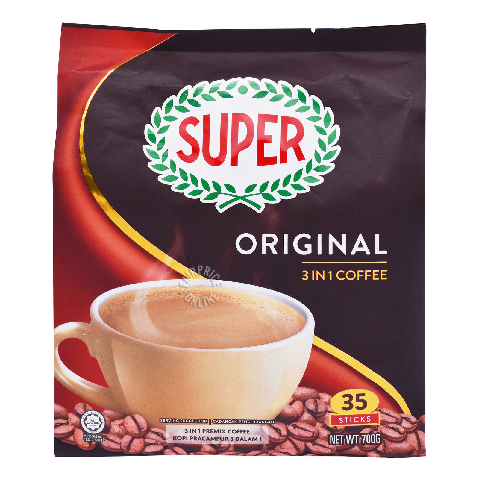 Super Original 3-in-1 Coffee