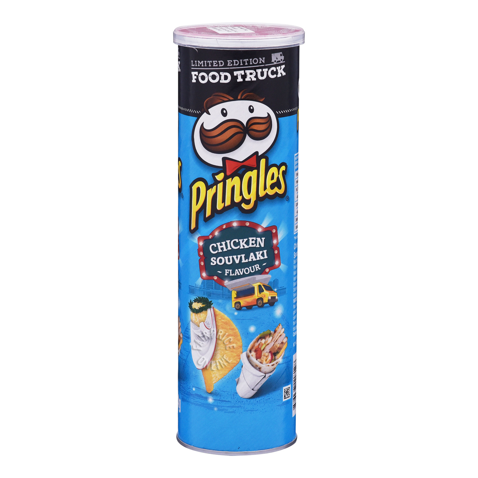 Pringles Potato Crisps Chicken Souvlaki Ntuc Fairprice