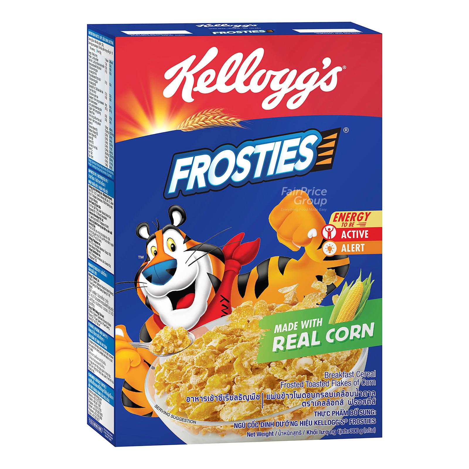 Kellogg's Cereal - Corn Frosties