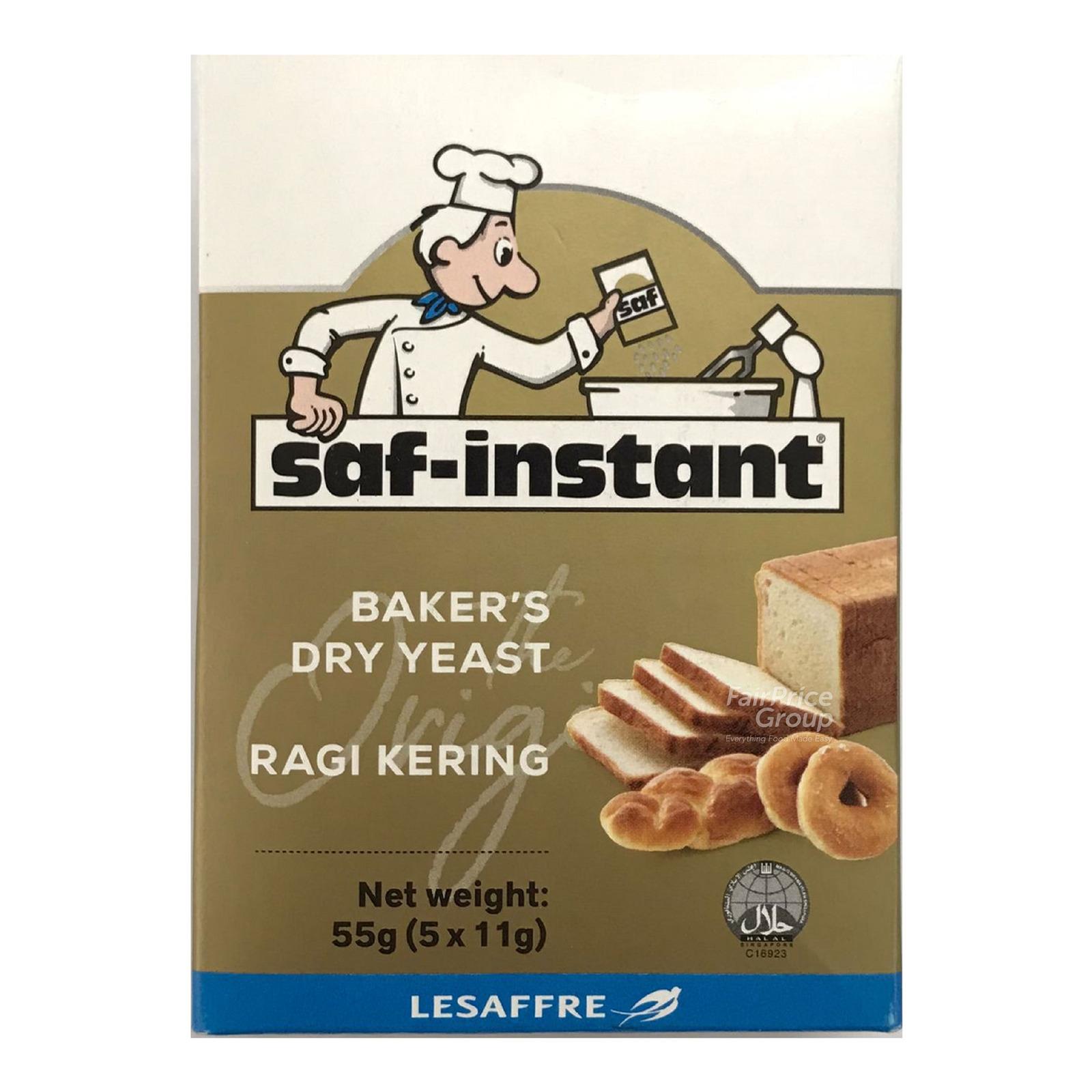 Saf-Instant Dry Baker's Yeast