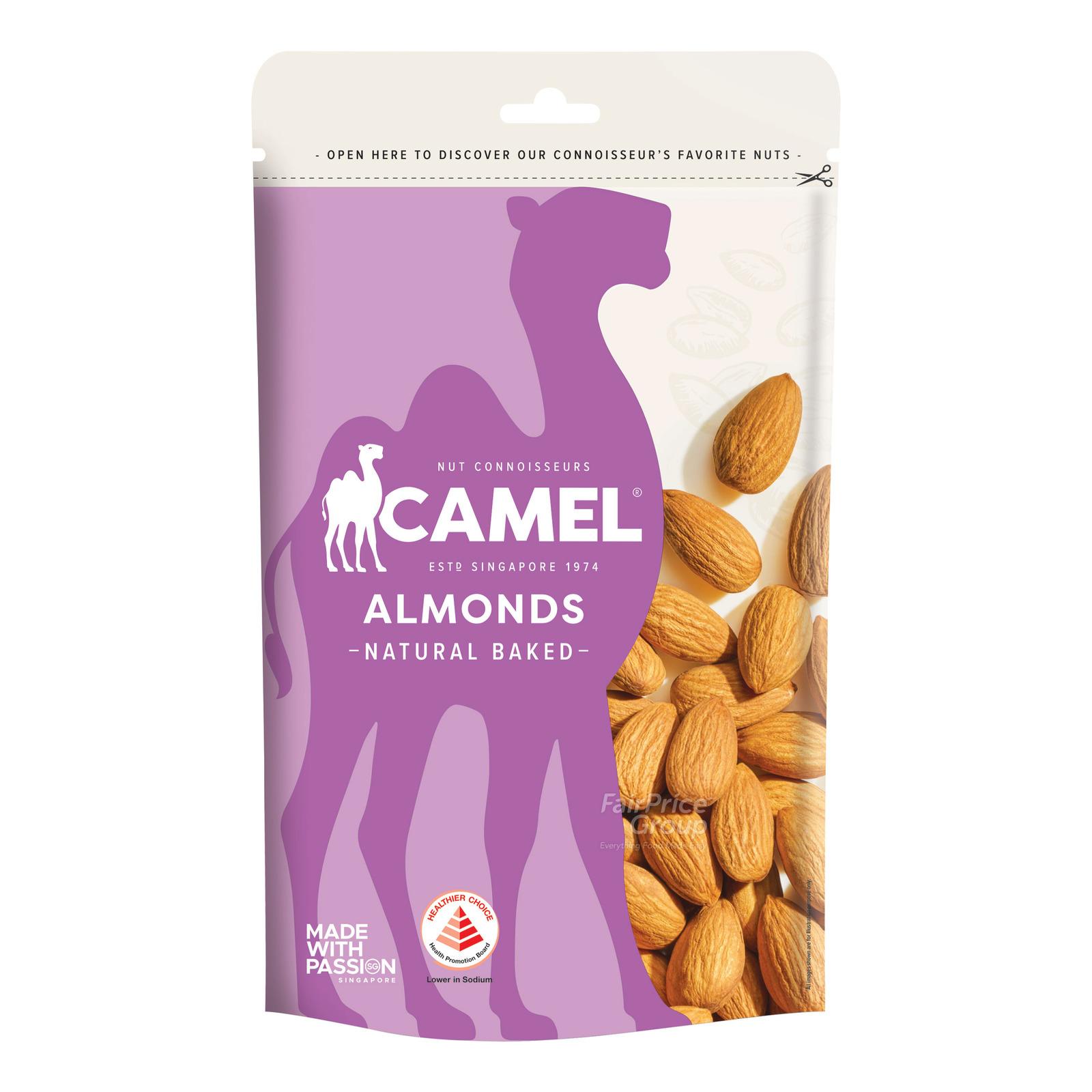 Camel Roasted Almonds