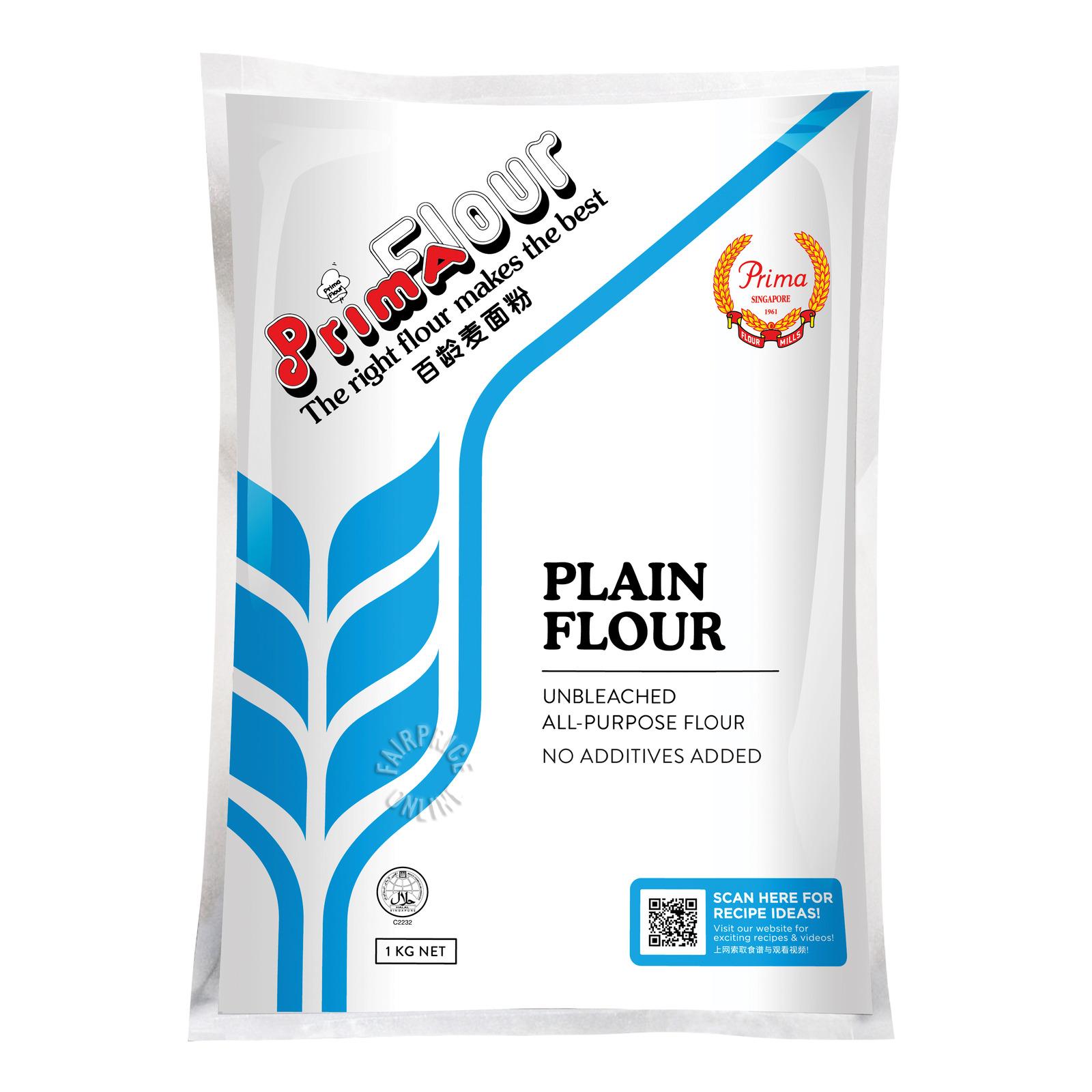 Prima Flour Packet Flour - Plain