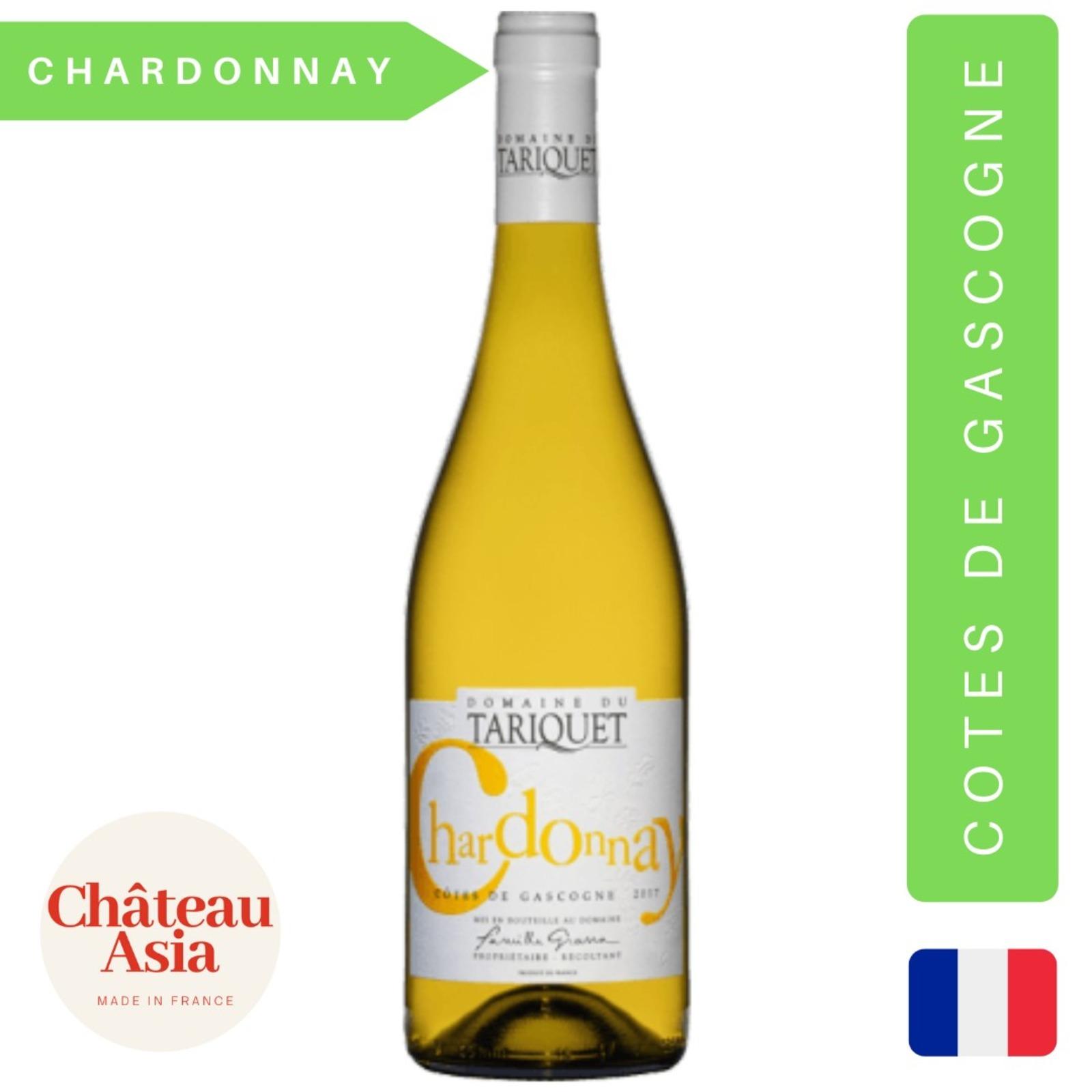 Domaine Du Tariquet - Chardonnay - White Wine