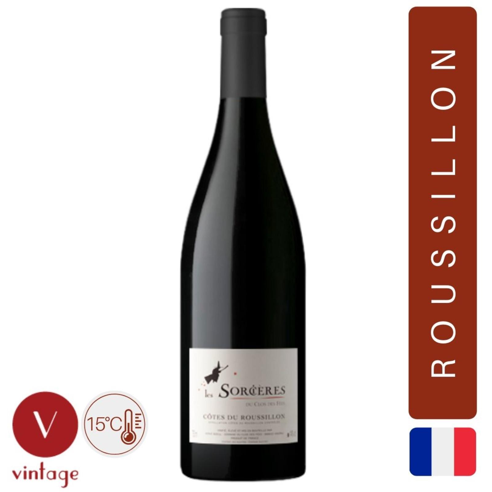 Domaine du Clos des Fees - Les Socrieres - Red Wine