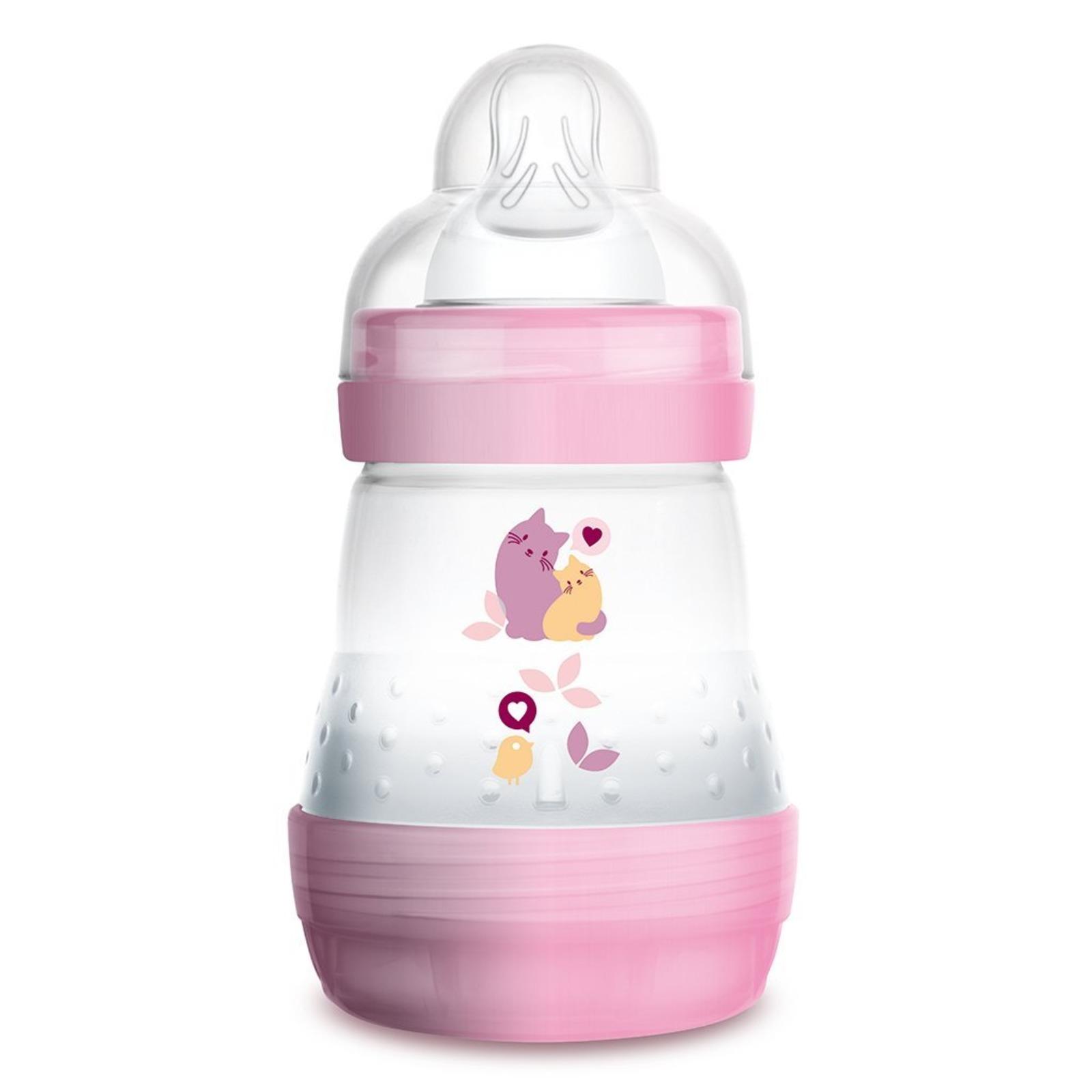 MAM Easy Start Anti-Colic Bottle - Pink