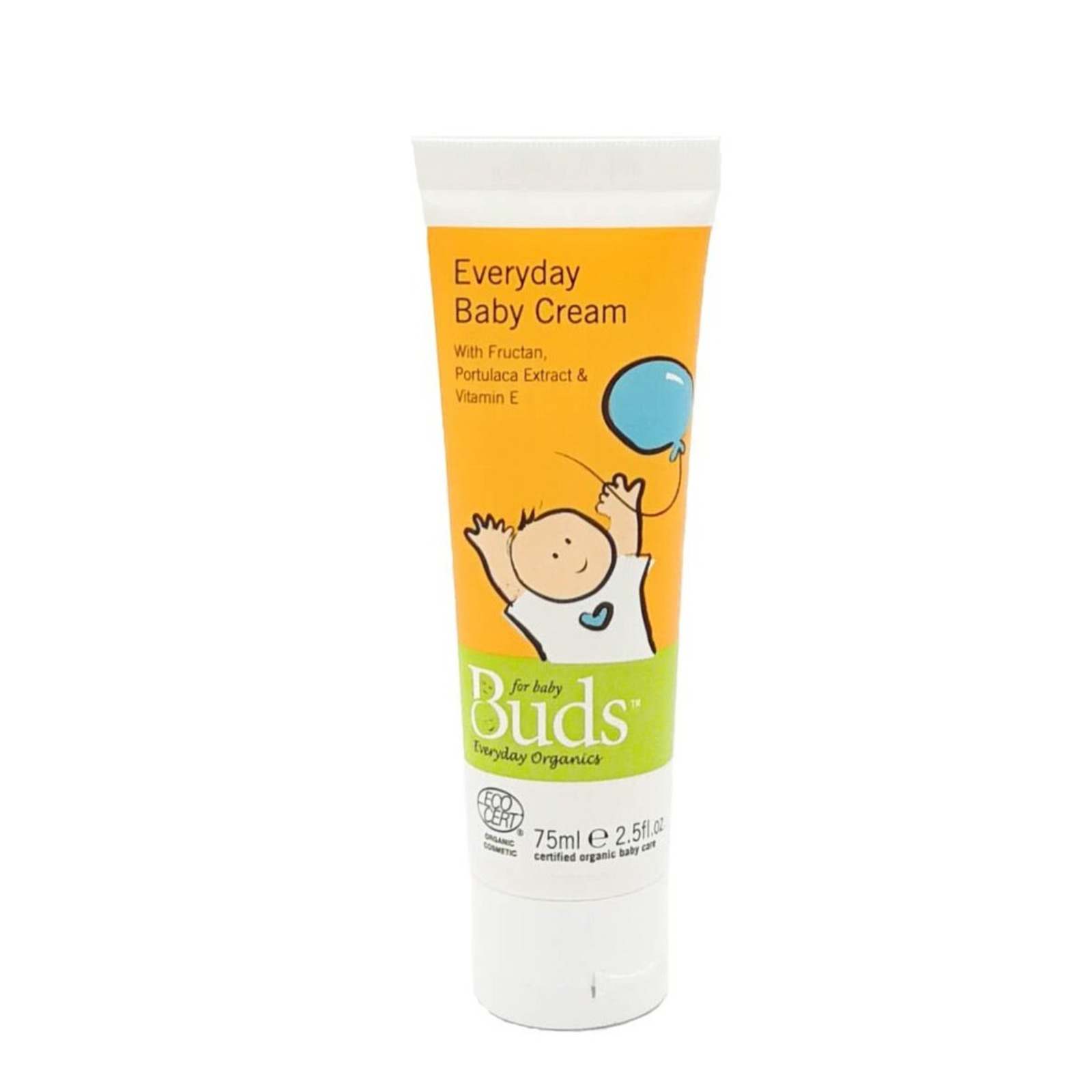 Buds Organics BEO Everyday Baby Cream