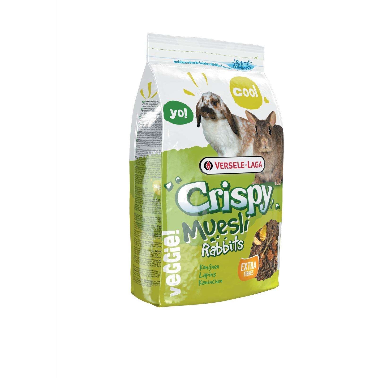 Versele Laga Crispy Muesli Rabbits