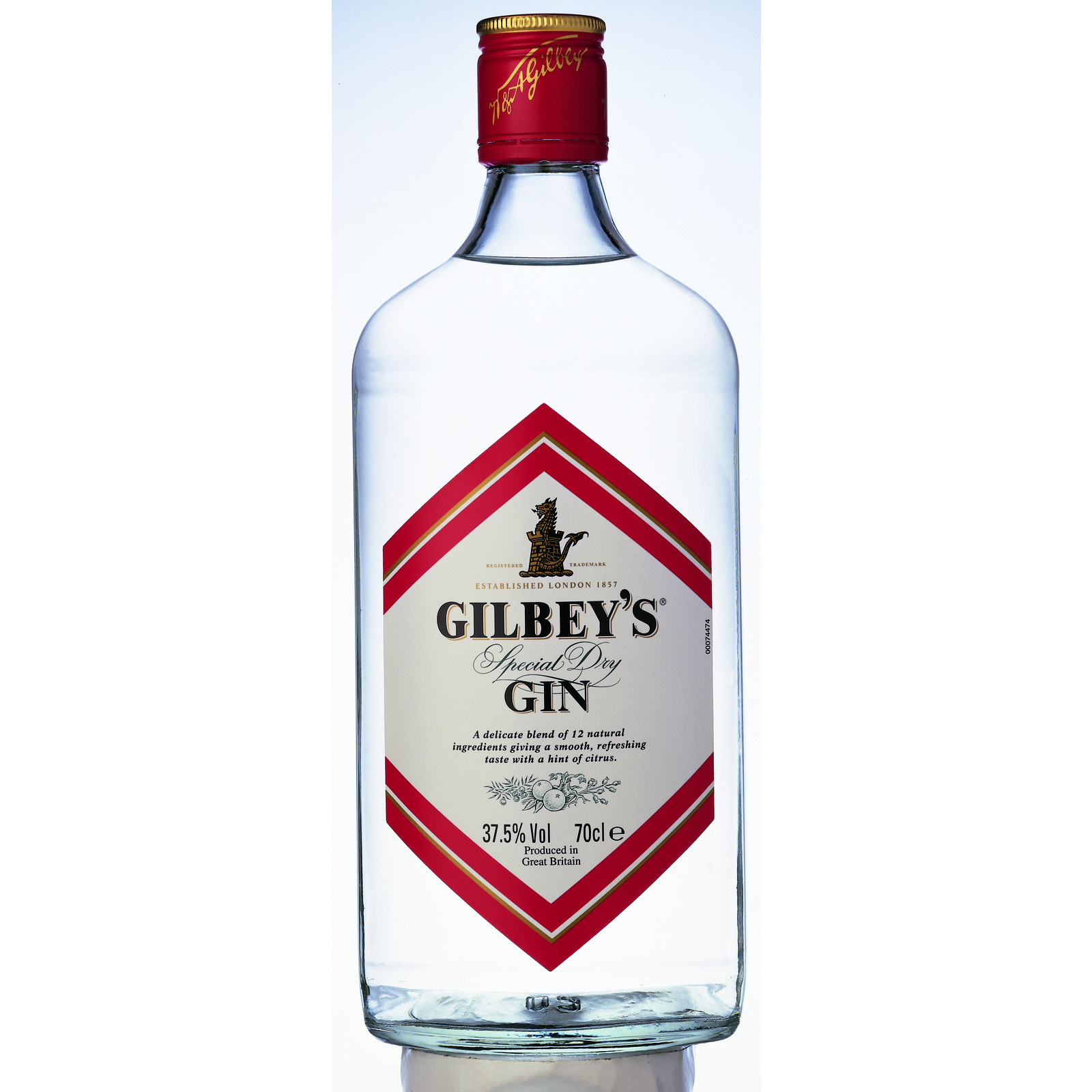Gilbeys London Dry Gin