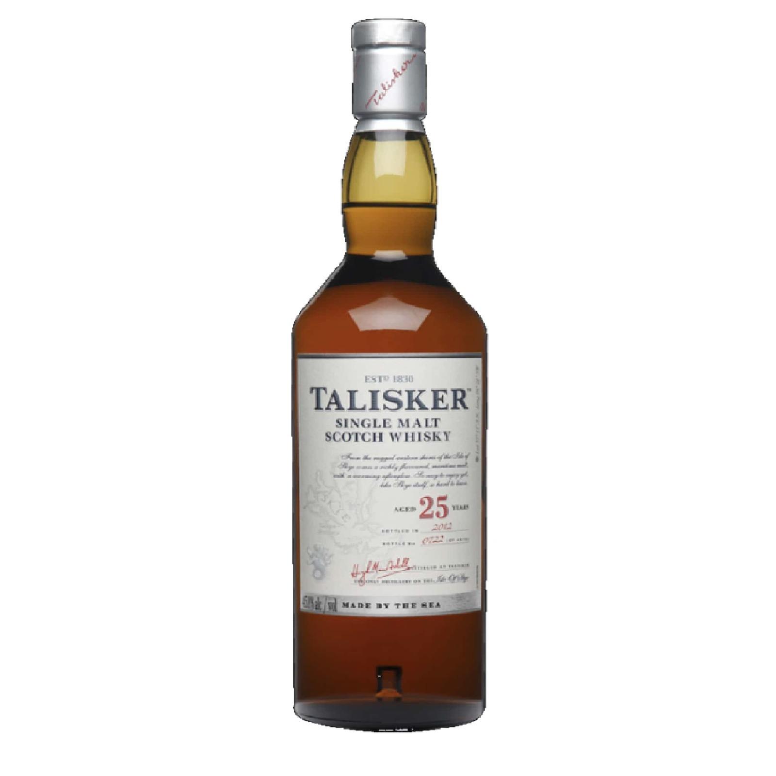 Talisker 25 Years Whisky