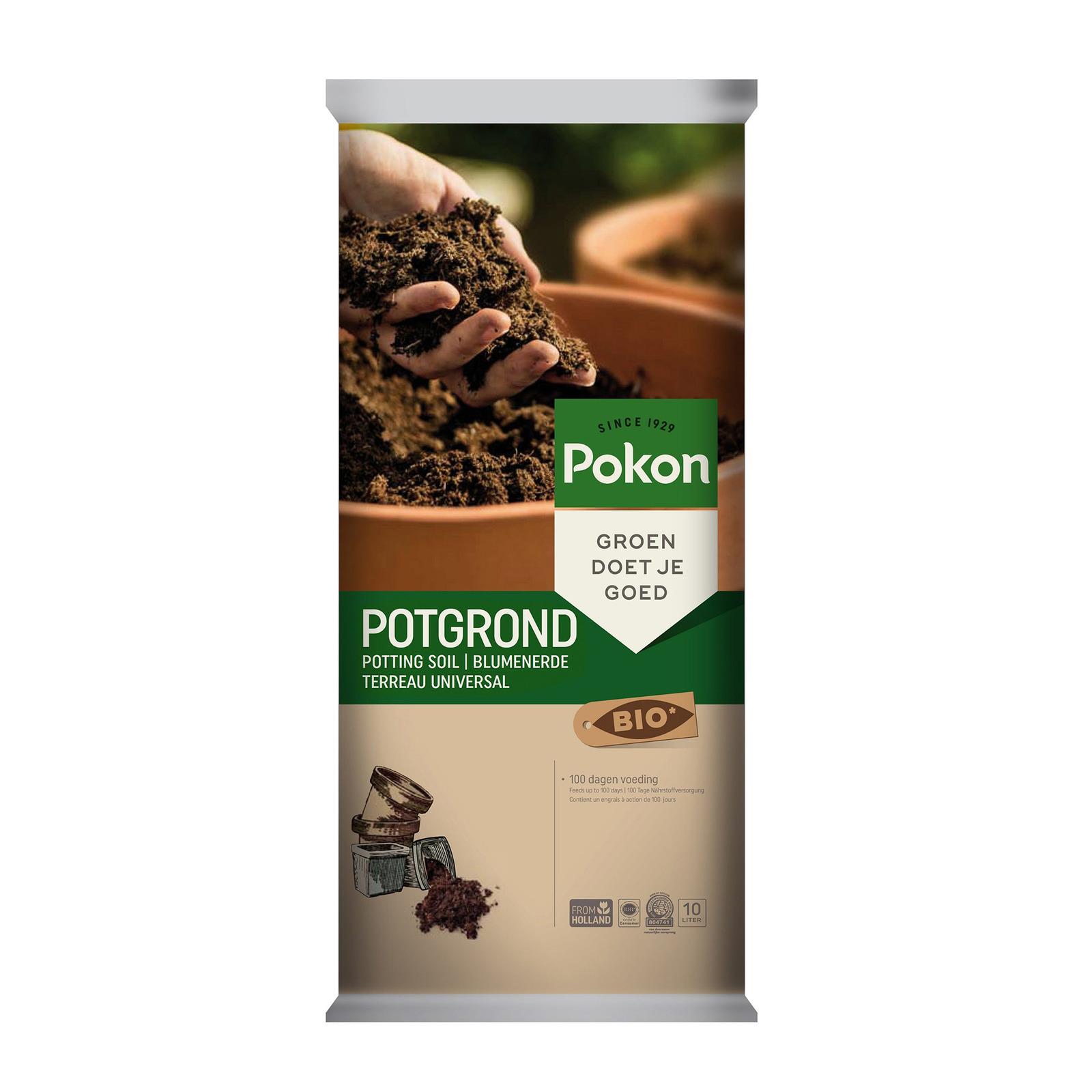 Pokon Organic Soil - Potting Mix (10L)