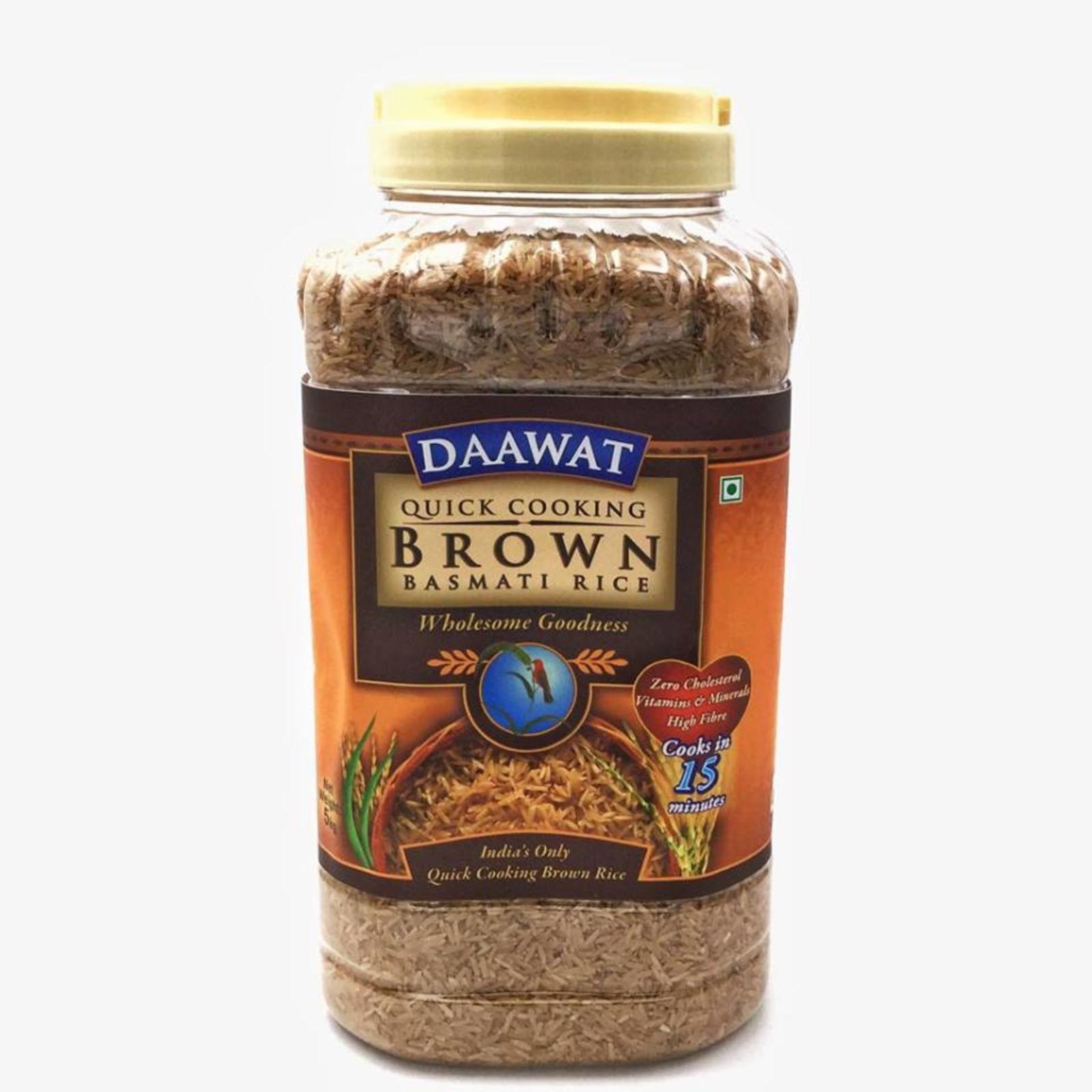 Daawat - Brown Basmati Rice