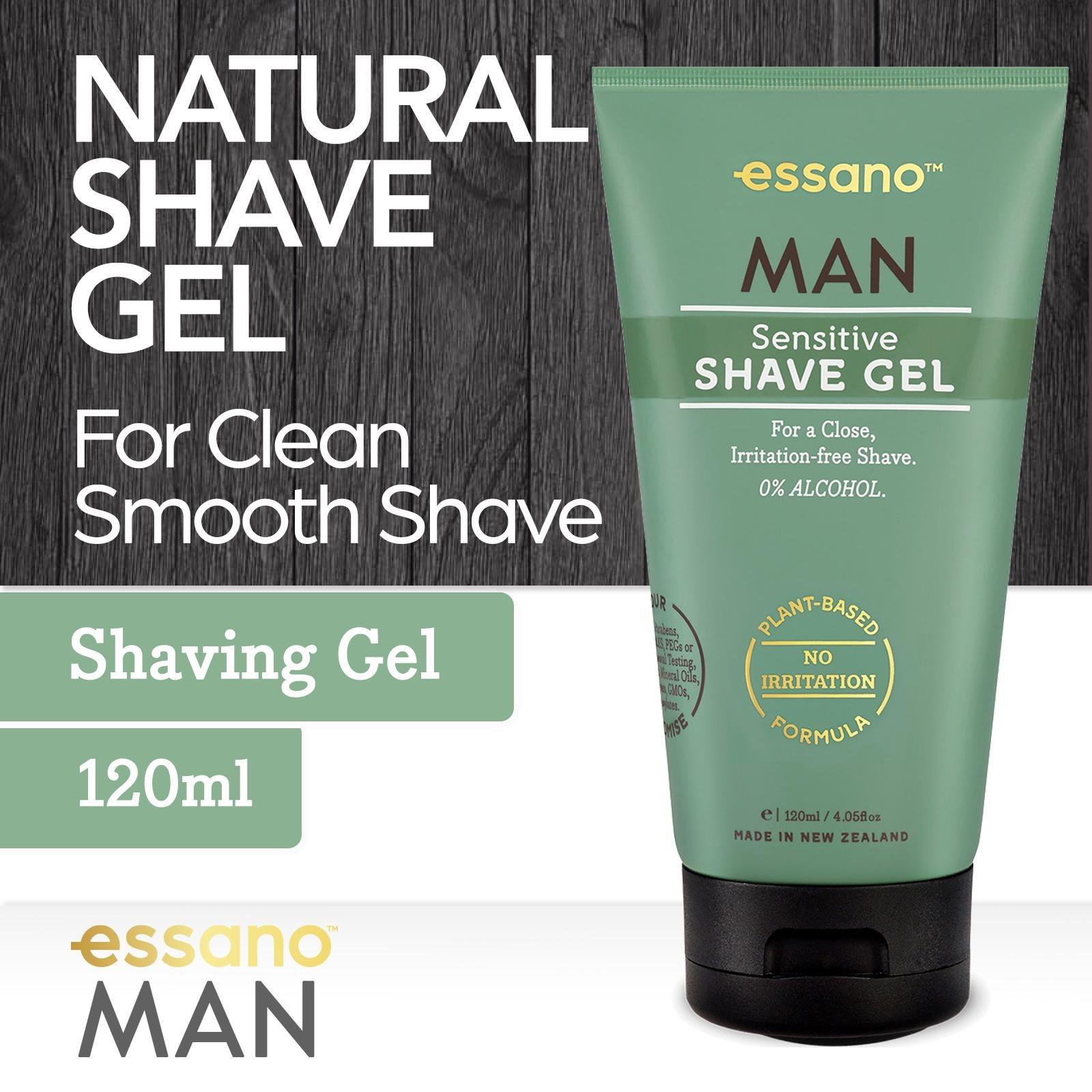 Essano Man Shave Gel Sensitive