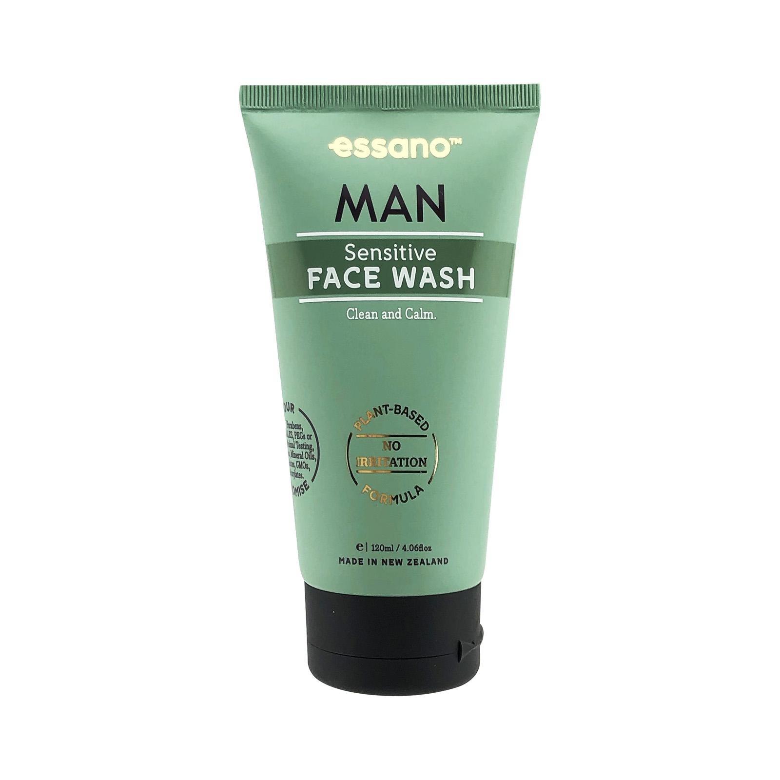 Essano Man Face Wash Sensitive