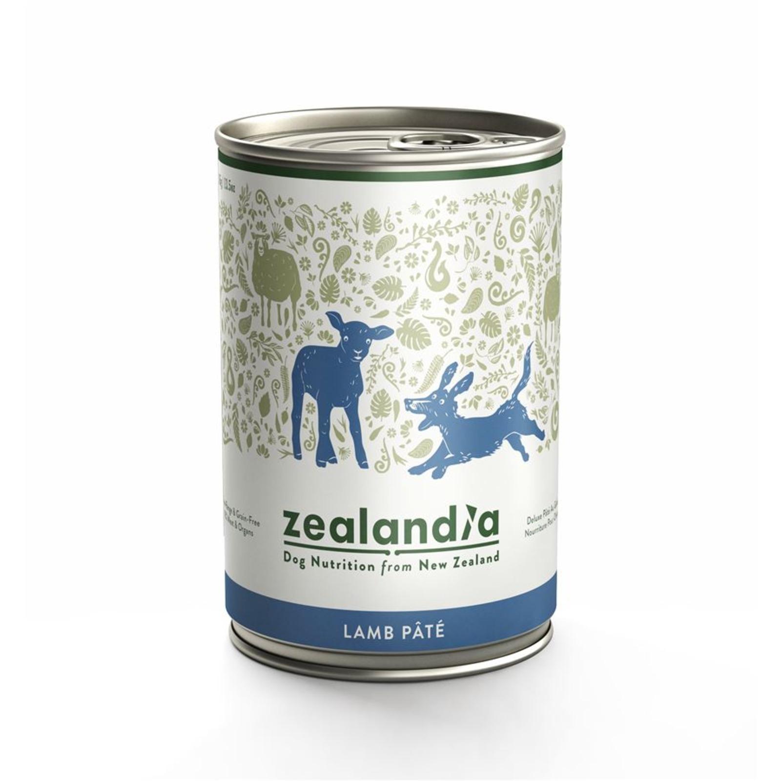 Zealandia Dog Free-Range Lamb