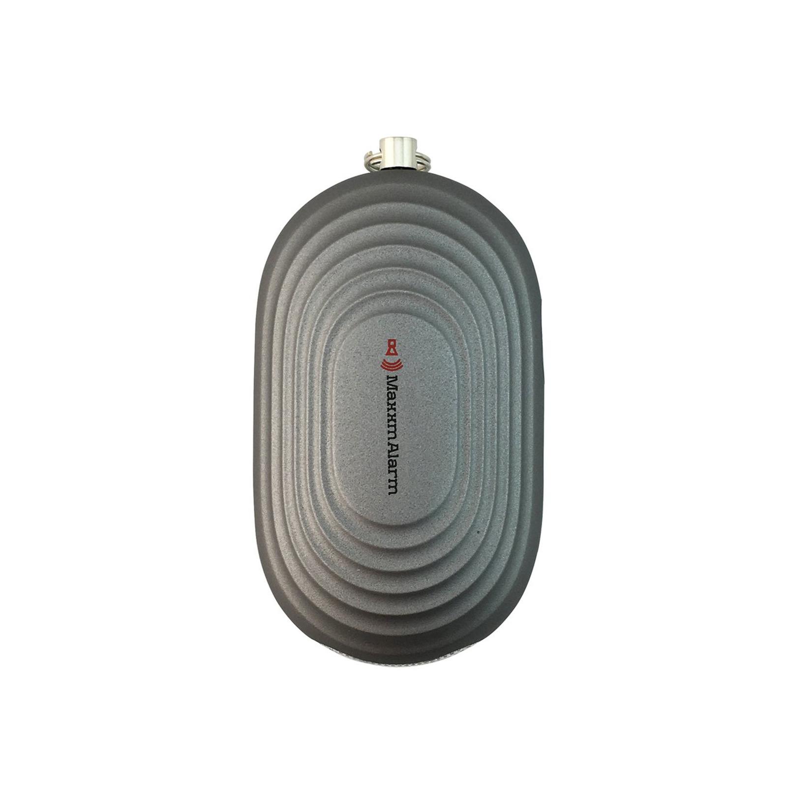 iMaxAlarm Portable Personal Alarm With Light (Matte Grey)