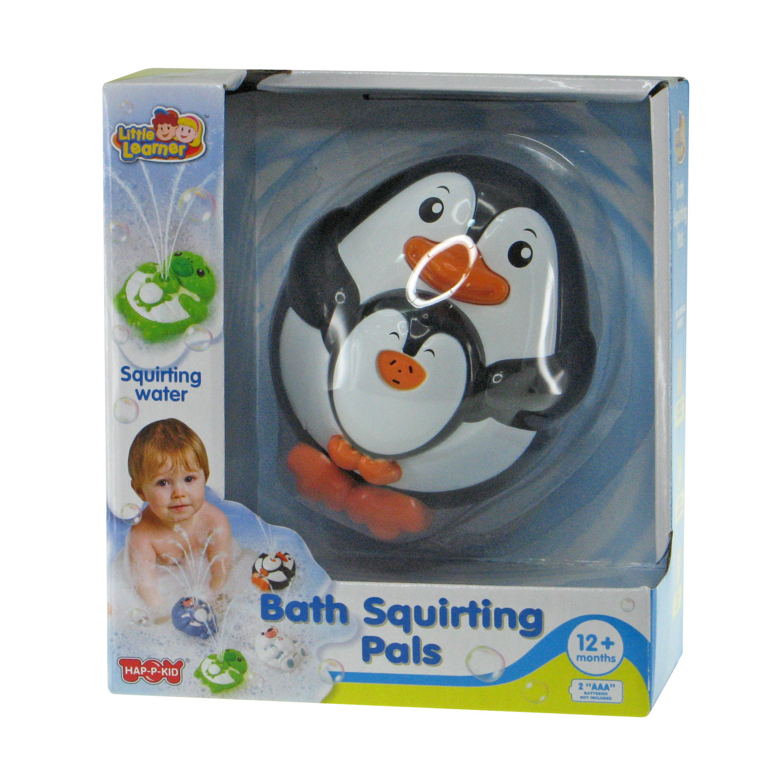 Hap-P-Kid Bath Squirting Pals Assorted