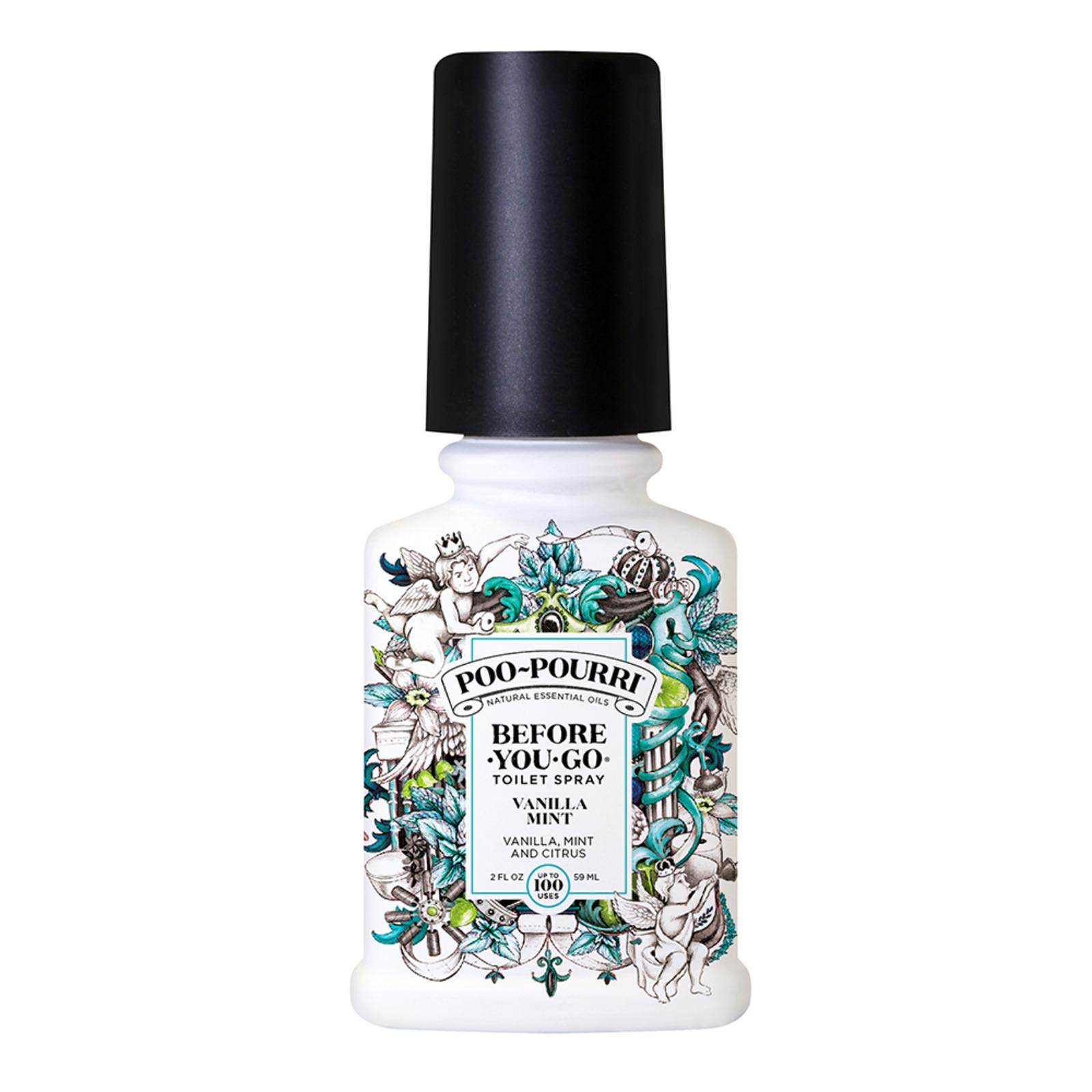 Poo Pourri Toilet Spray 59ml - Vanilla Mint