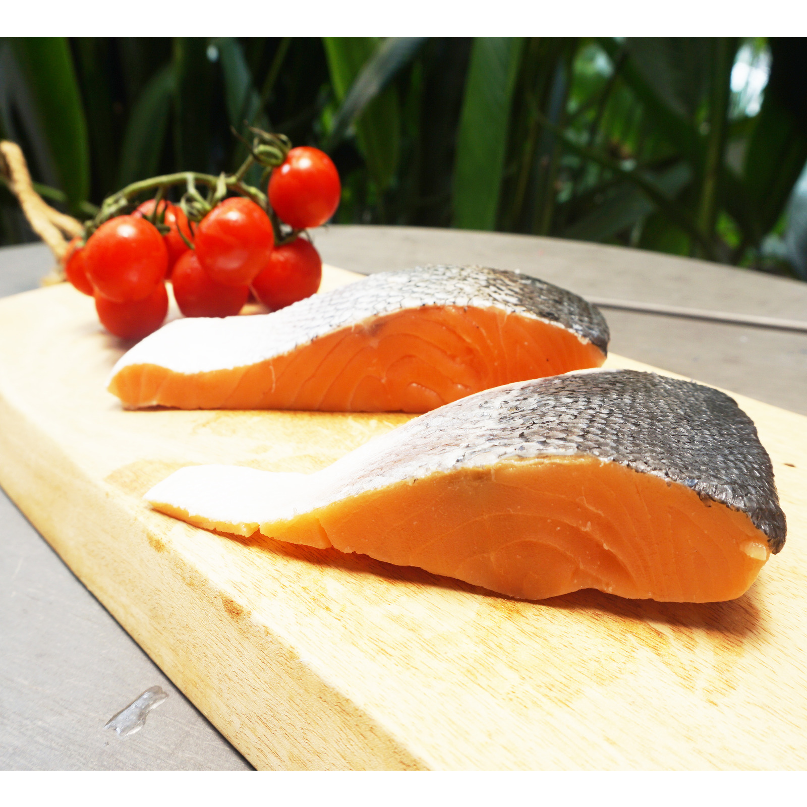 Catch Seafood Salmon Portion Pack of 9 (Frozen)