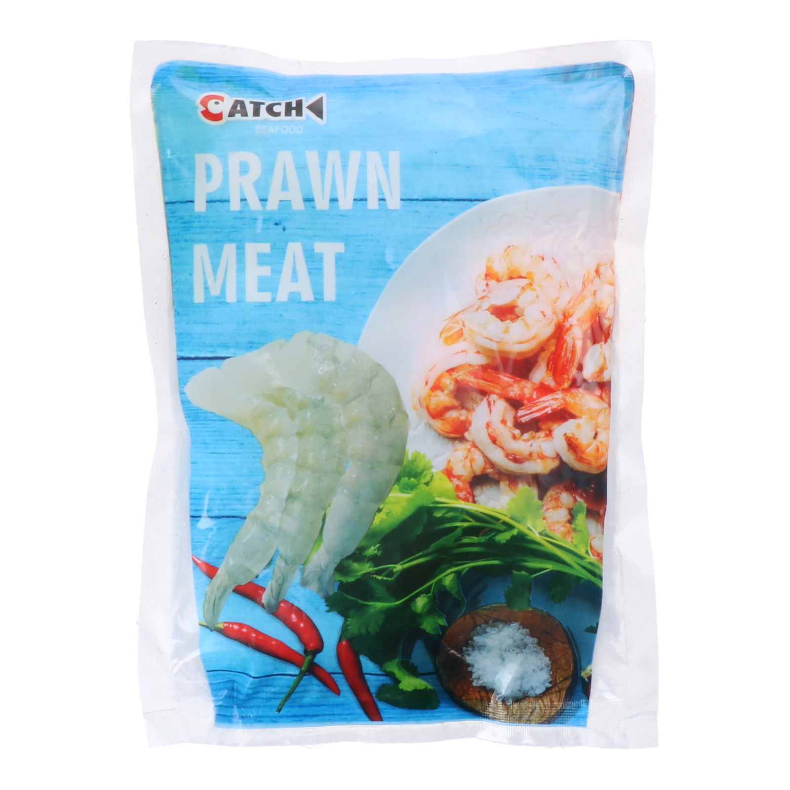 Catch Seafood Medium Prawn Meat without shell (Frozen)