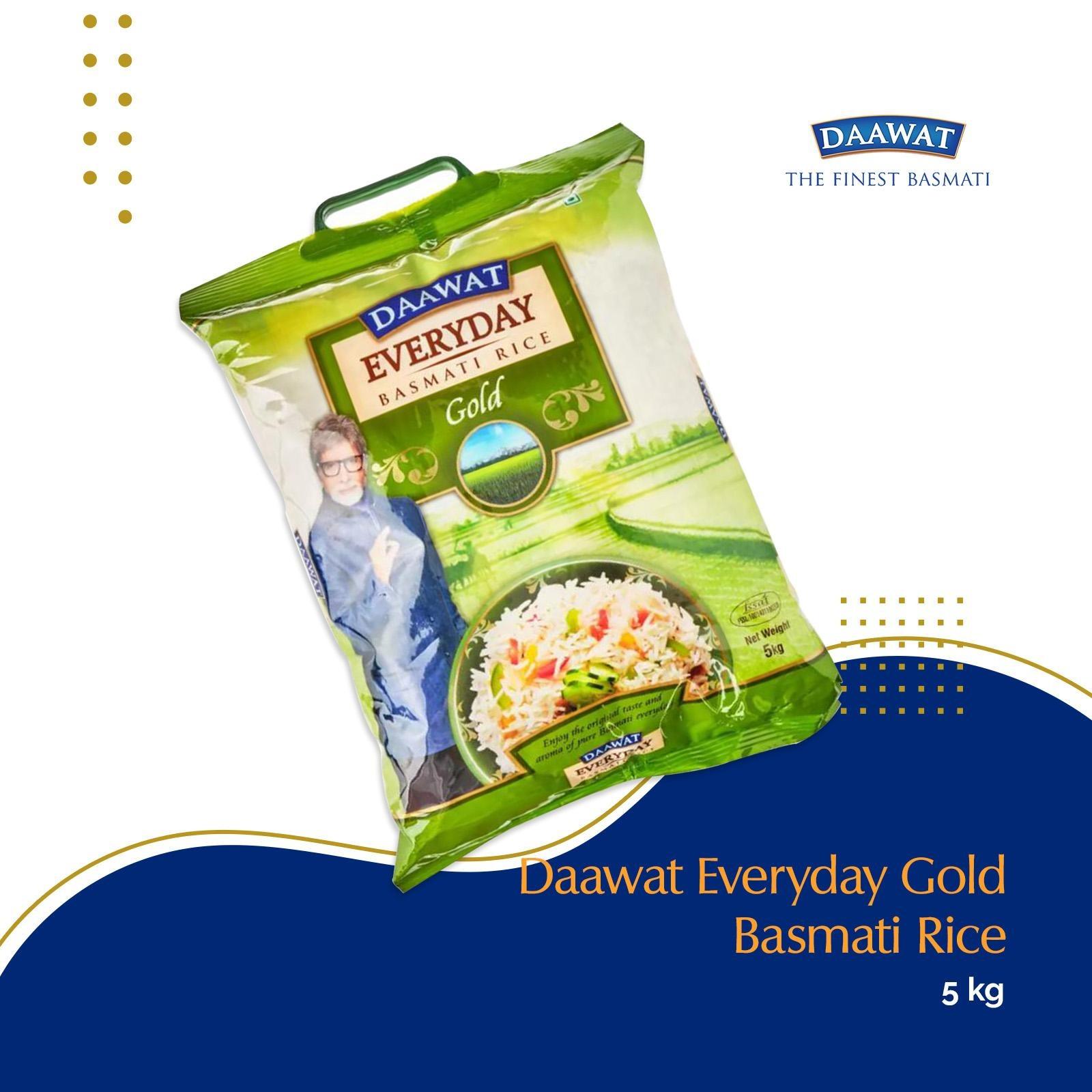 Daawat Everyday Gold Basmati Rice