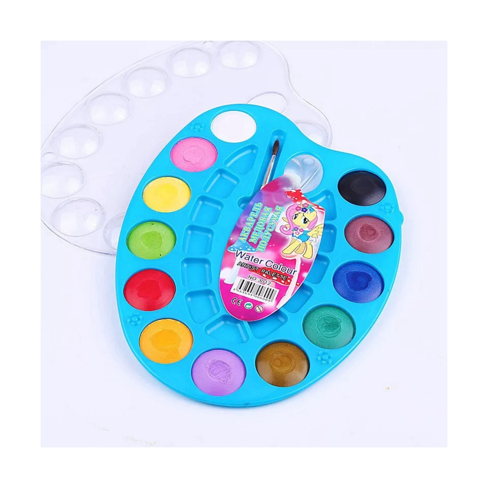 BAYTE Water Colour Cake 12 Colours