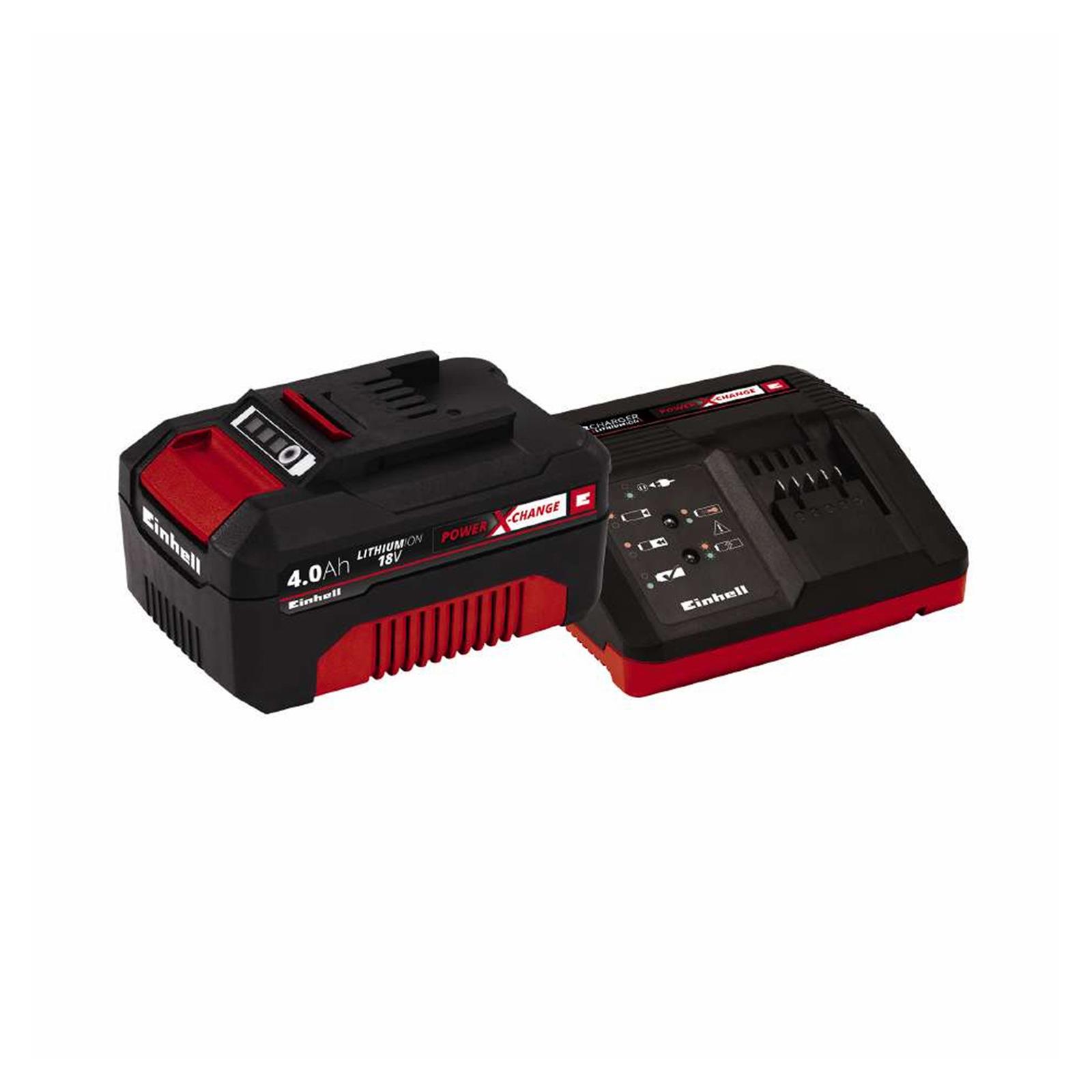Einhell PXC Starter Kit (18V) Battery & Charger Set 4.0Ah