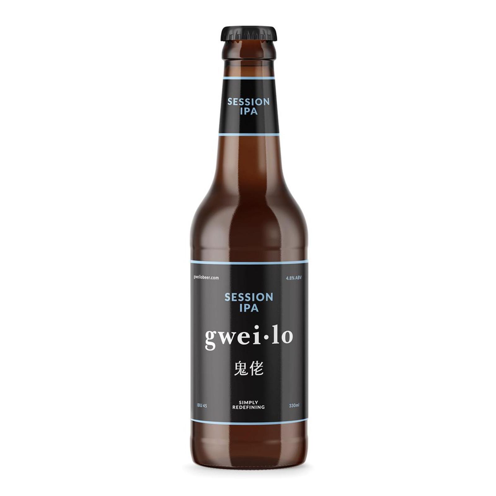 Gweilo Craft Beer - IPA