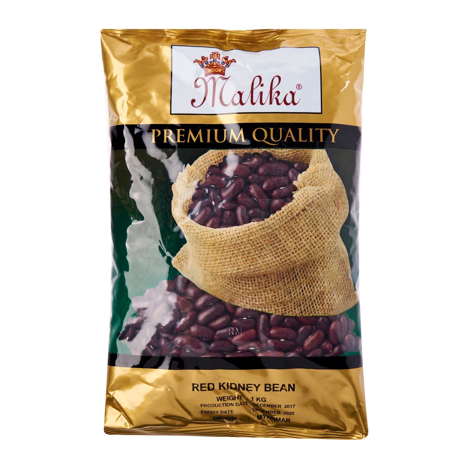 Malika Red Kidney Beans Rajma Ntuc Fairprice