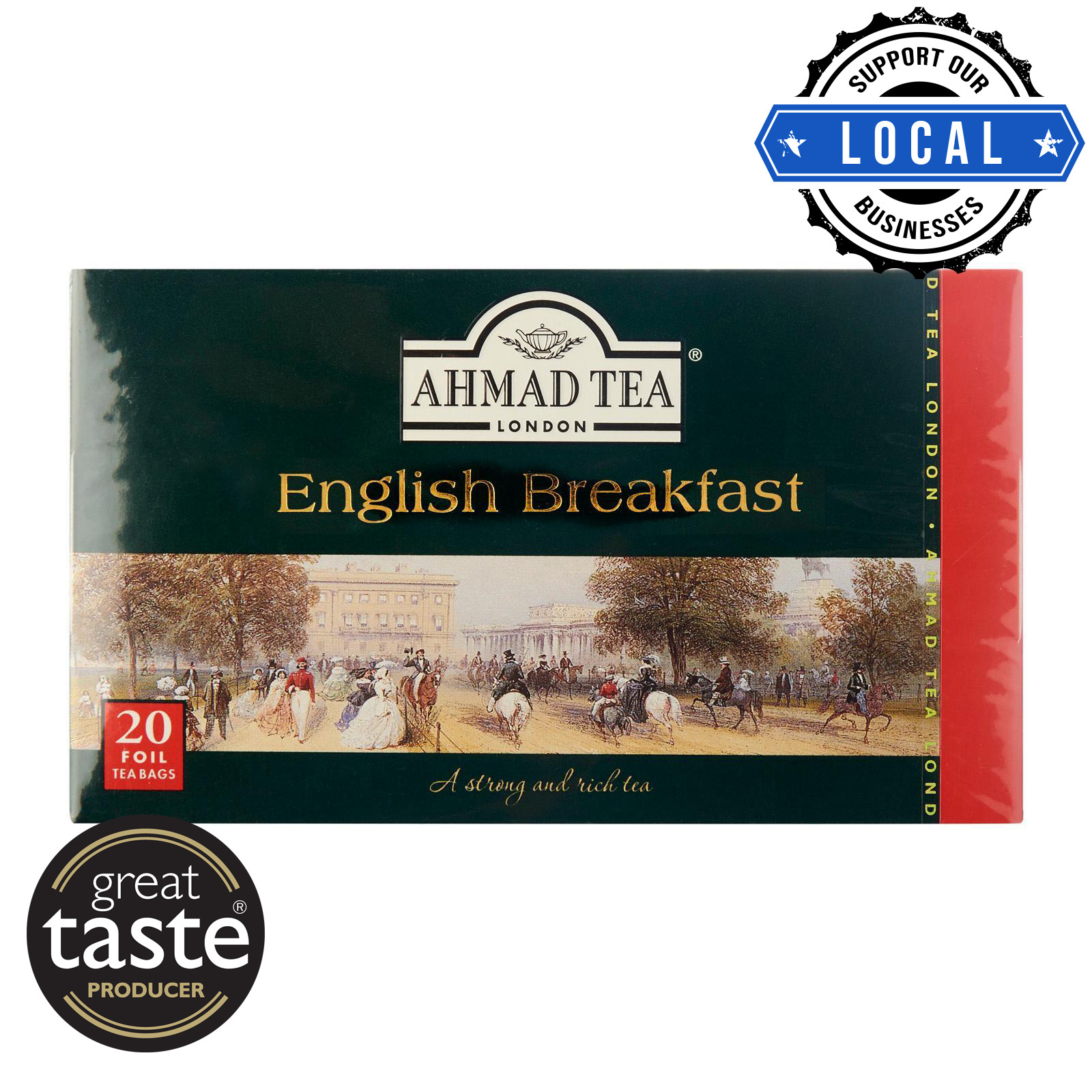 Ahmad TeaBags - English Breakfast