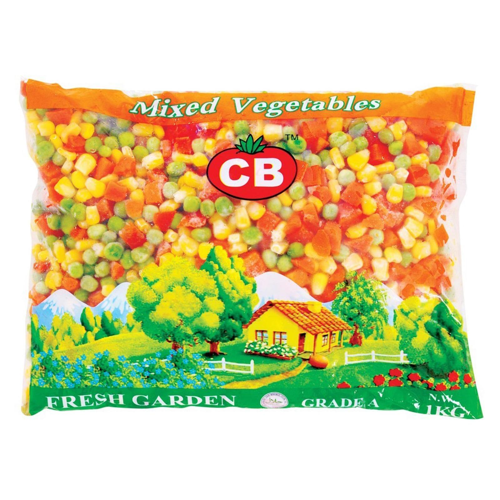 CB Mixed Vegetables