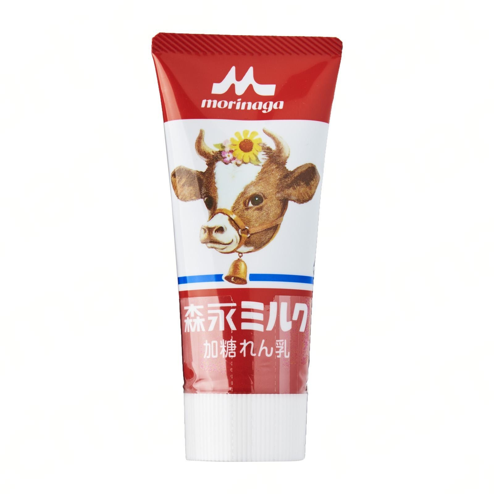 Morinaga Japanese Rennyu Condensed Milk Tube