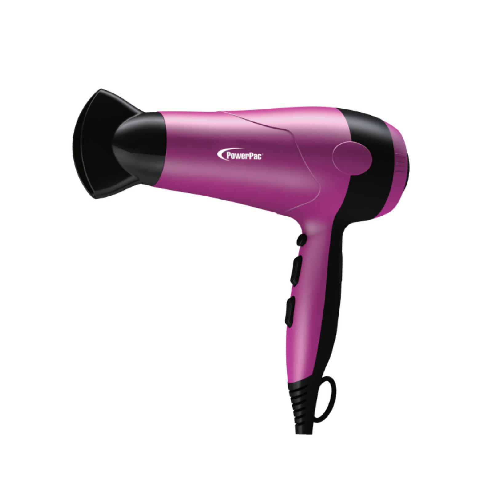 PowerPac Hair Dryer With Cool Air 2000w - PPH9075