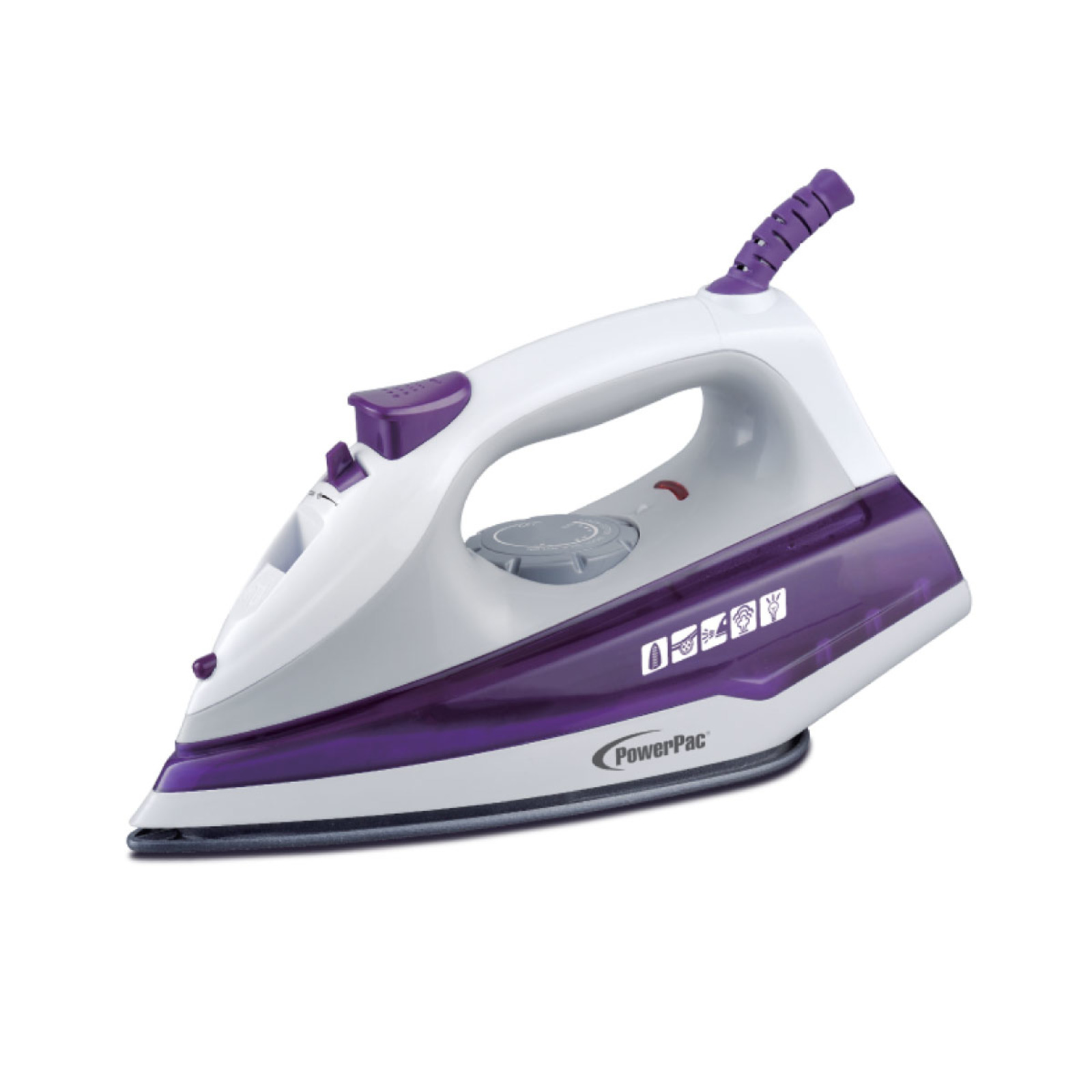 PowerPac Water Spray Dry Iron 1400W PPIN1107