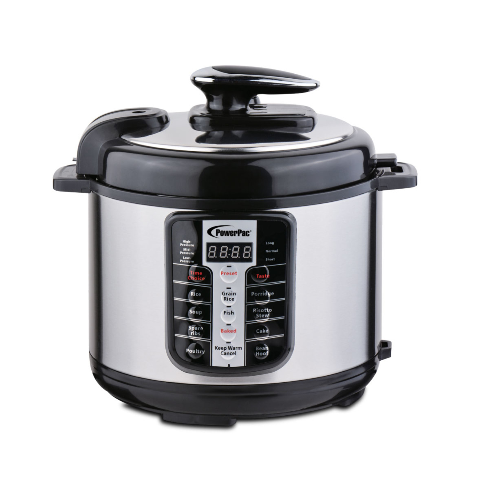 PowerPac Electric PRESSURE COOKER 5,0L PPC511